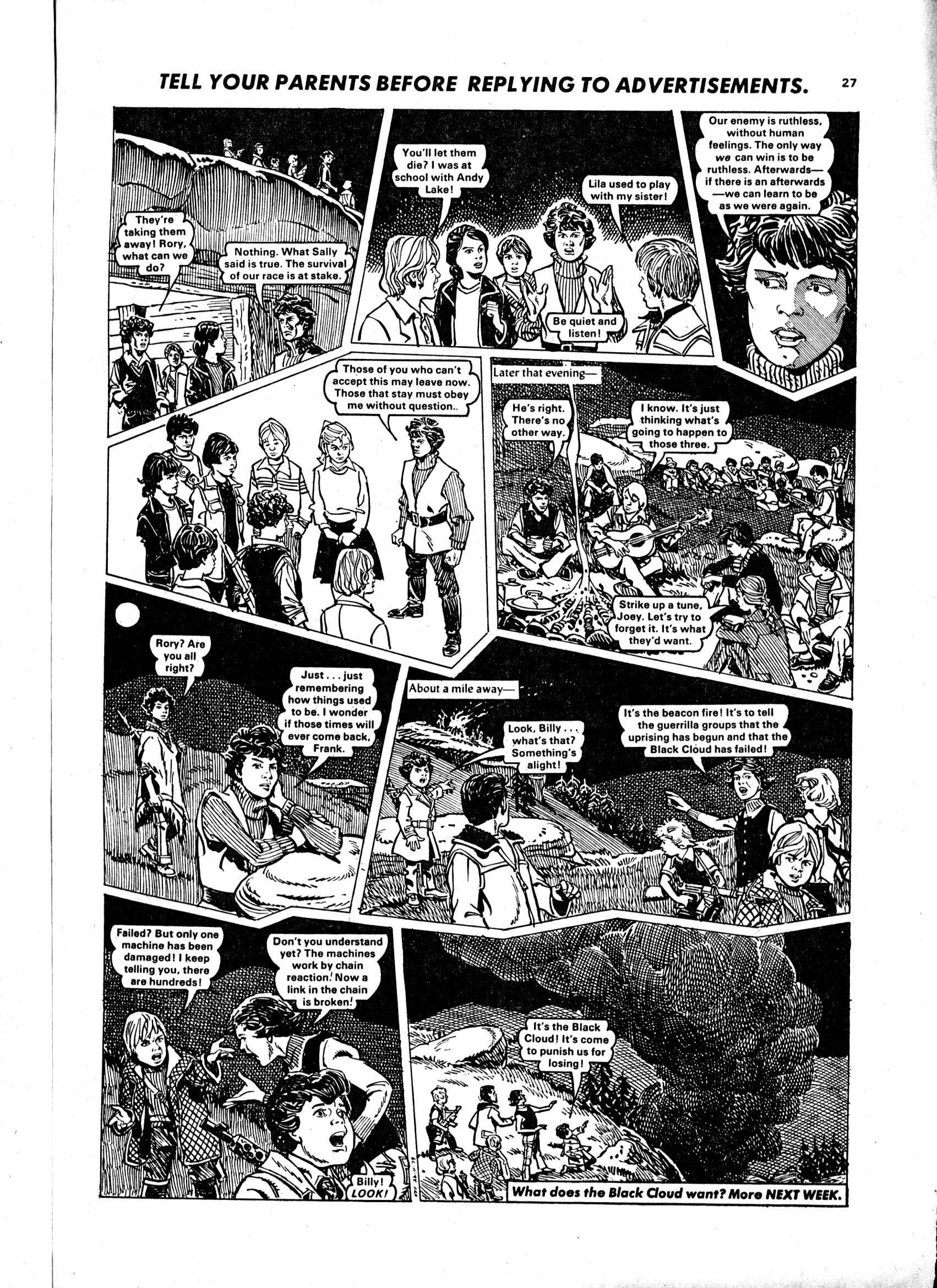 Read online Judy comic -  Issue #37 - 27