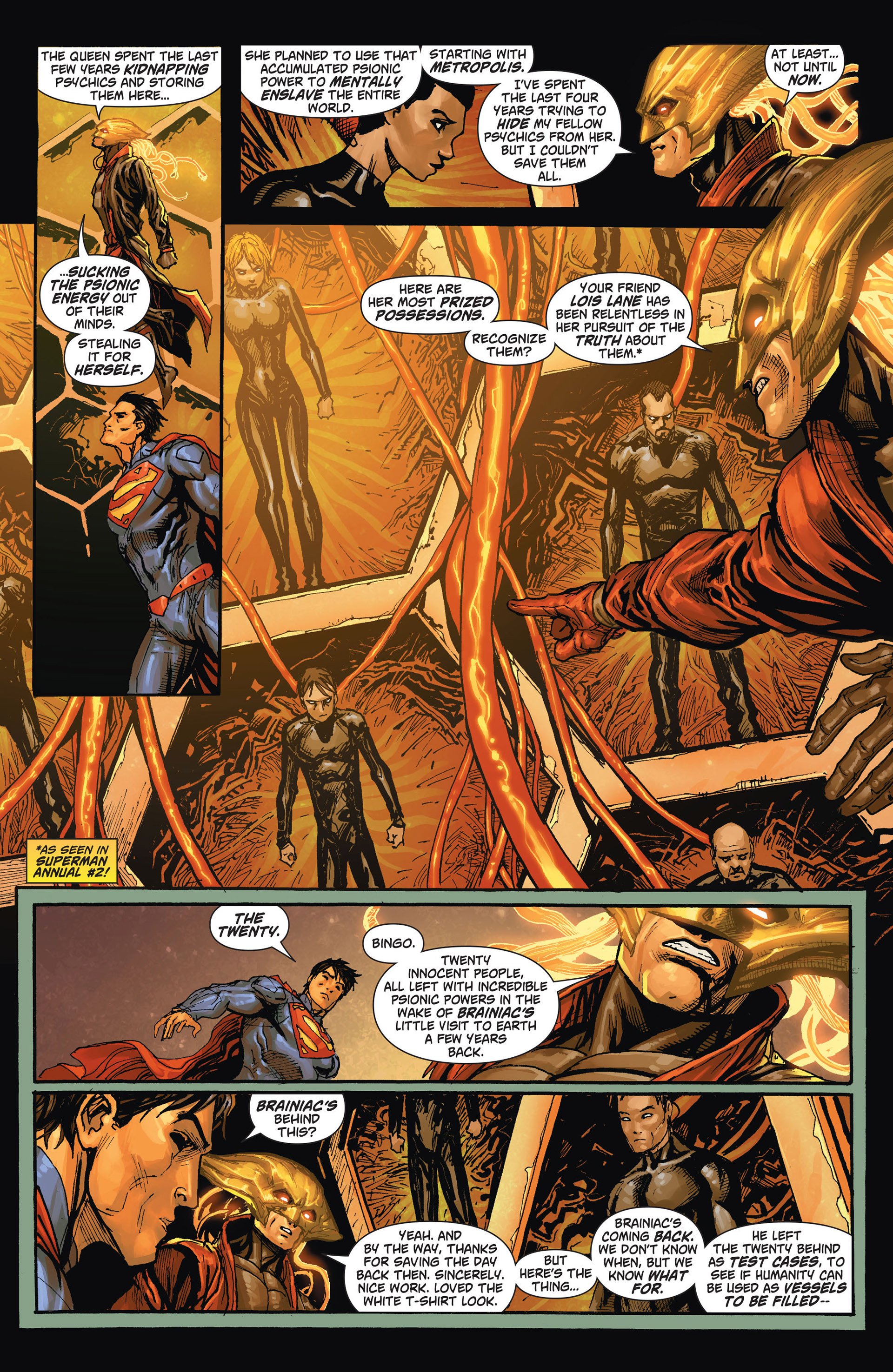 Read online Action Comics (2011) comic -  Issue #24 - 7