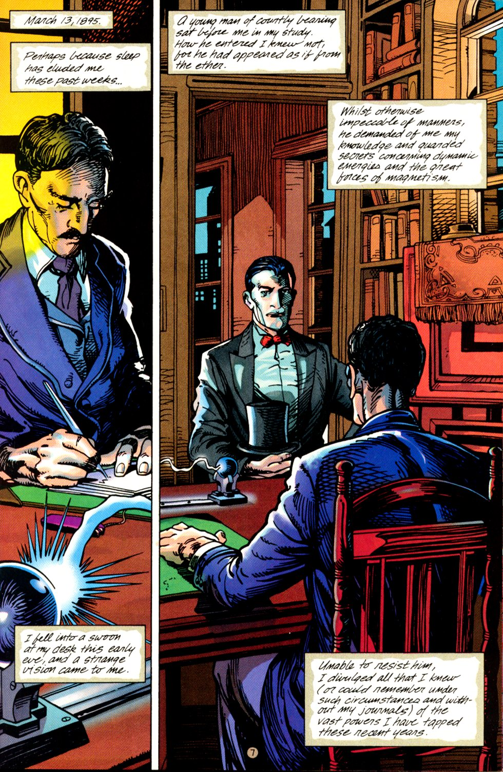 Read online Rune (1994) comic -  Issue #0 - 9