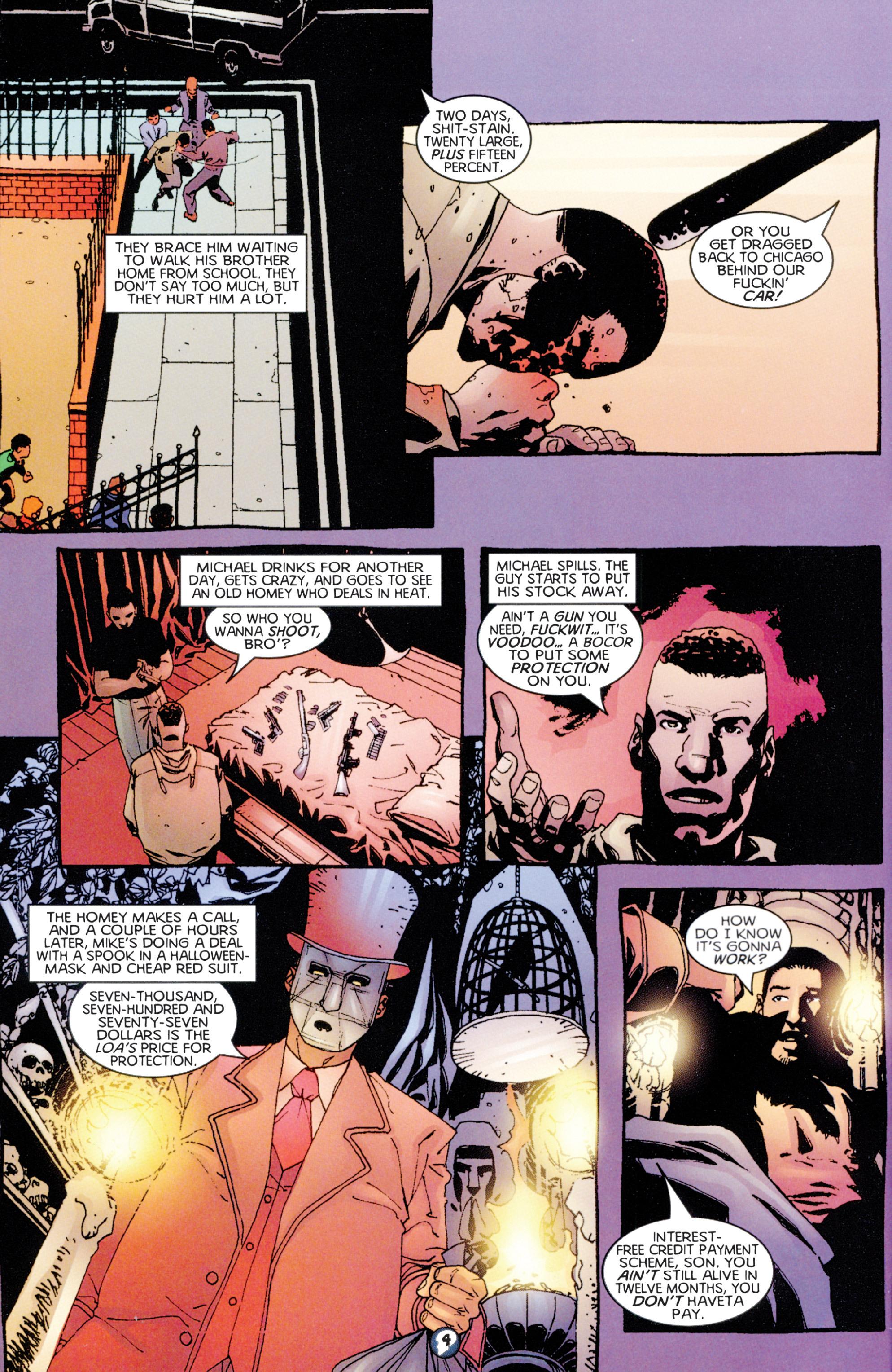 Read online Shadowman (1997) comic -  Issue #7 - 5