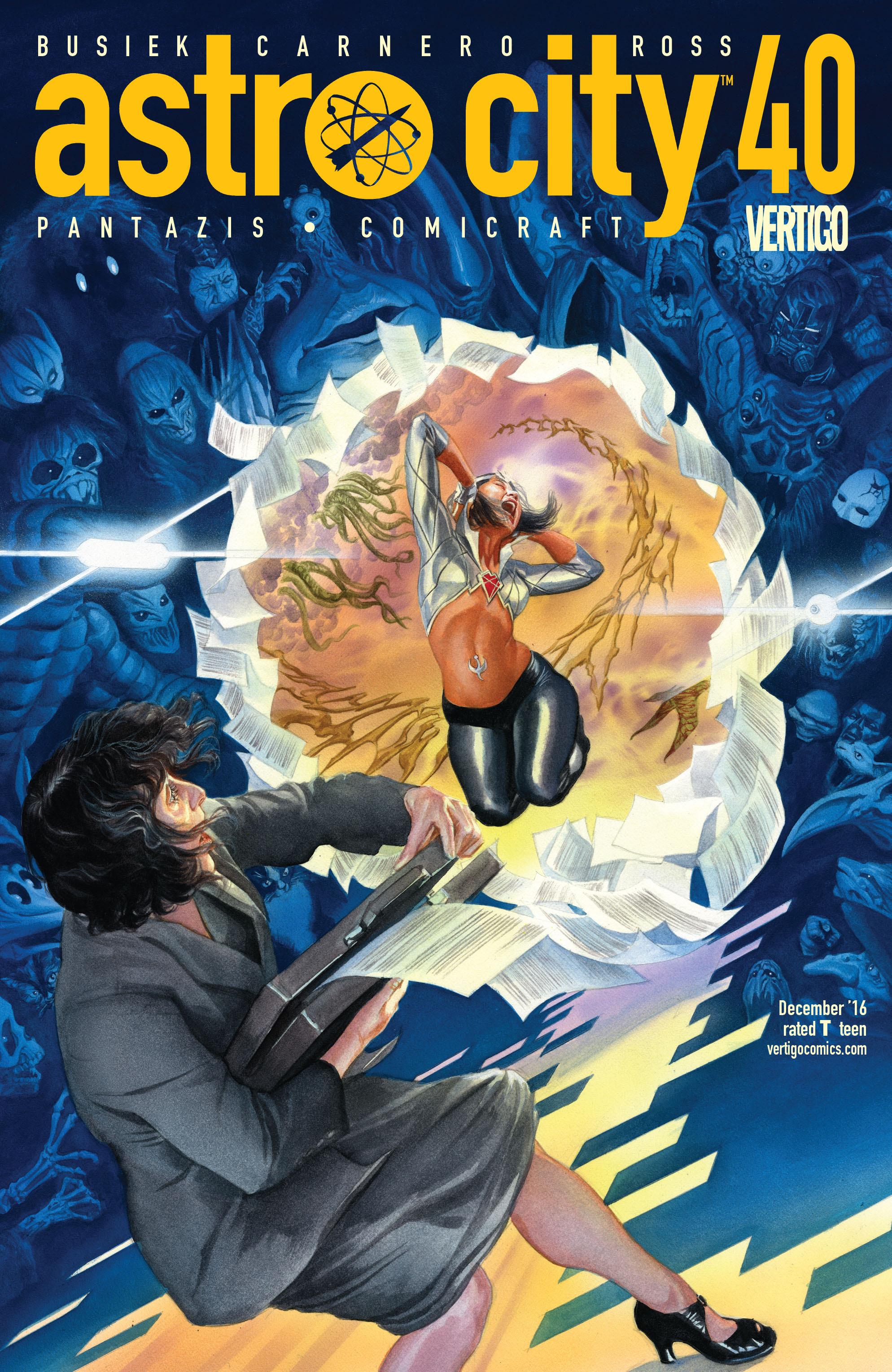 Read online Astro City comic -  Issue #40 - 1