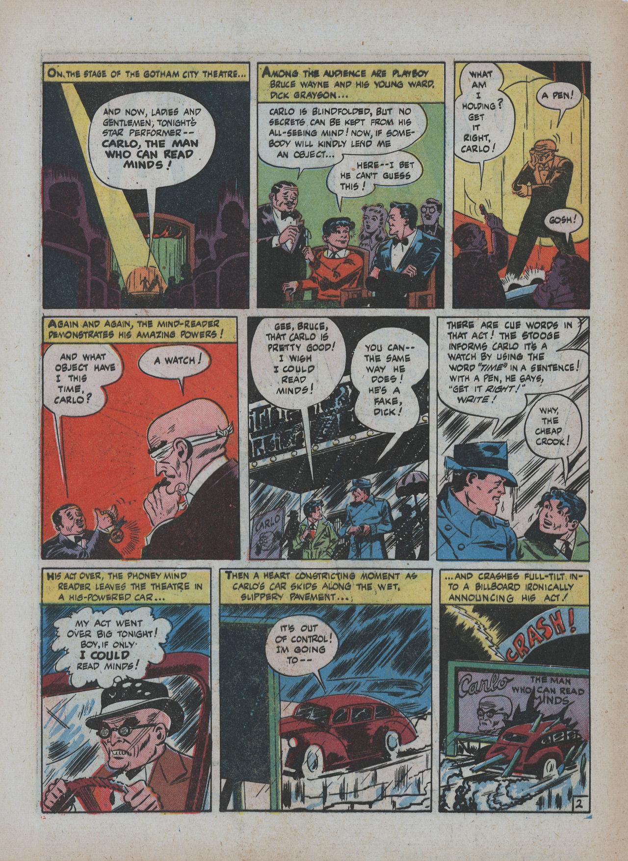 Detective Comics (1937) 70 Page 3