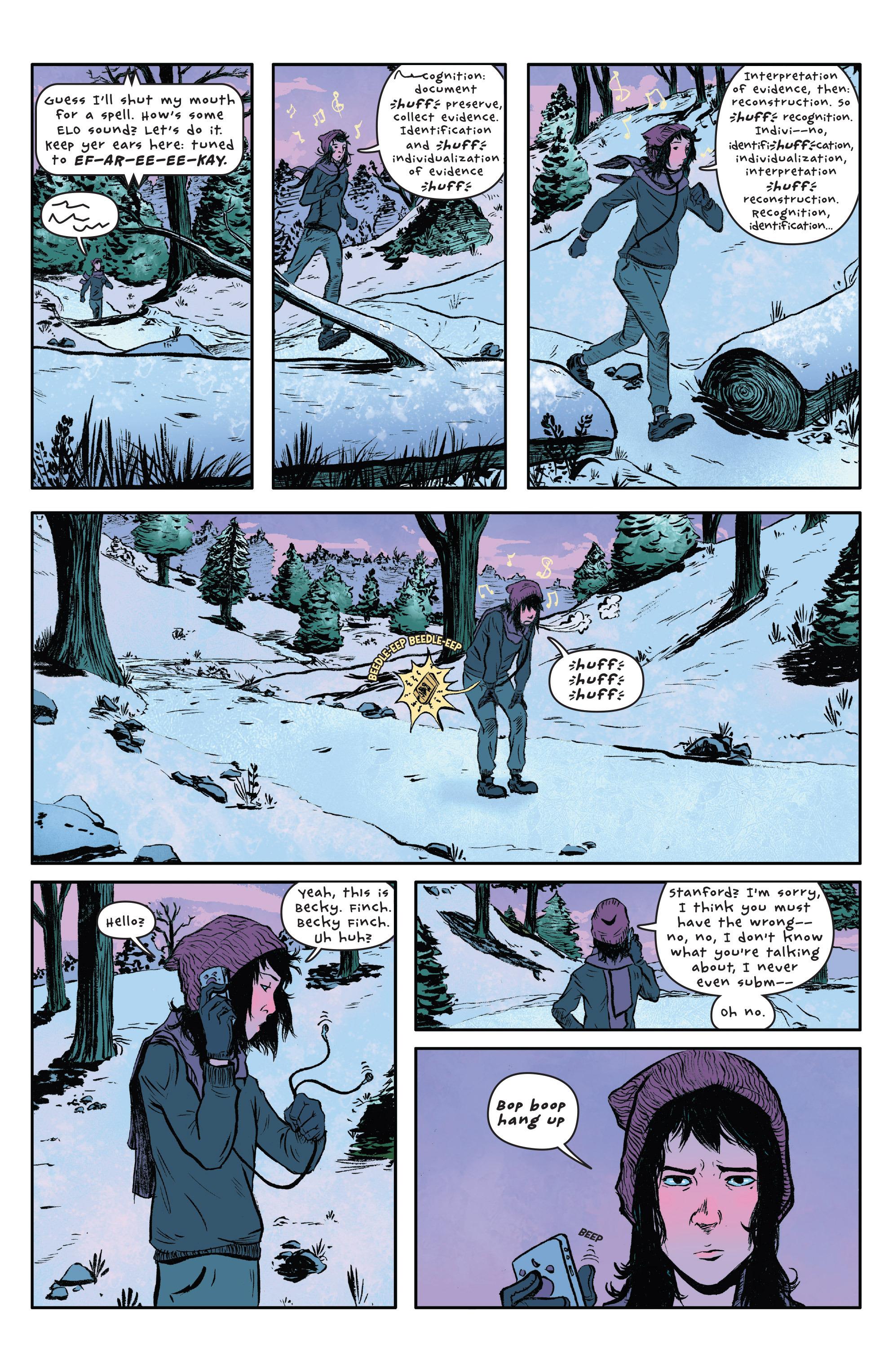 Read online UFOlogy comic -  Issue #1 - 4