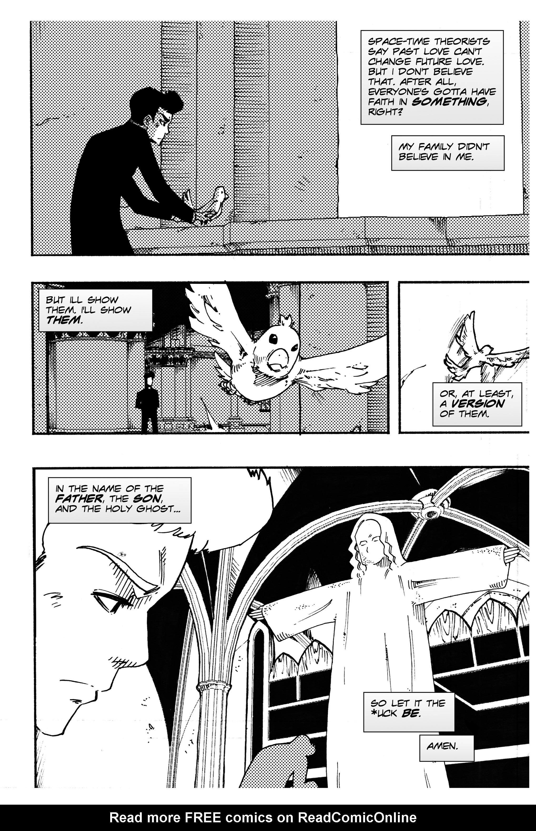 Read online Silvertongue 30xx Vol. 3 comic -  Issue # Full - 29