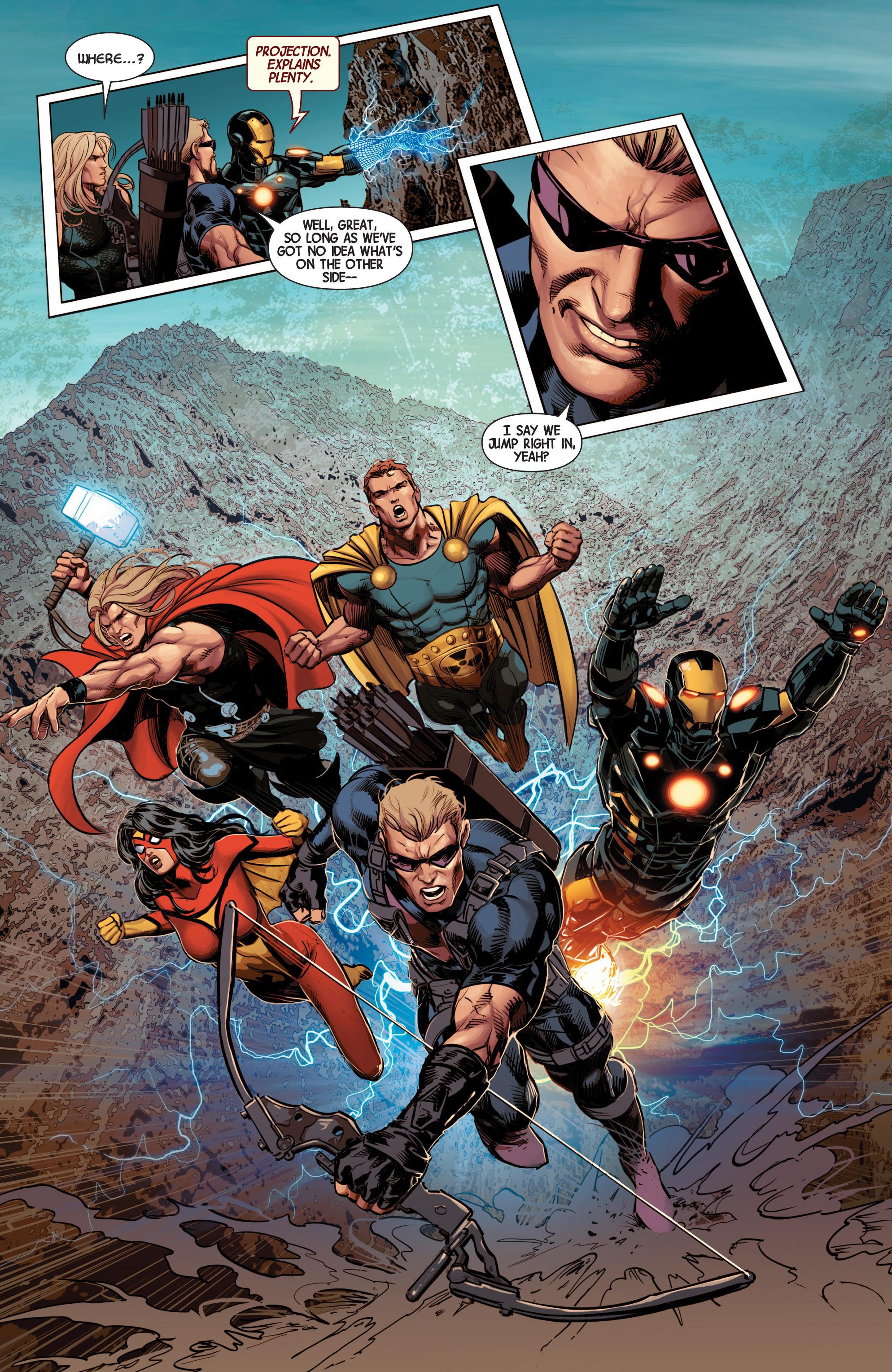 Read online Avengers (2013) comic -  Issue #Avengers (2013) _TPB 3 - 38