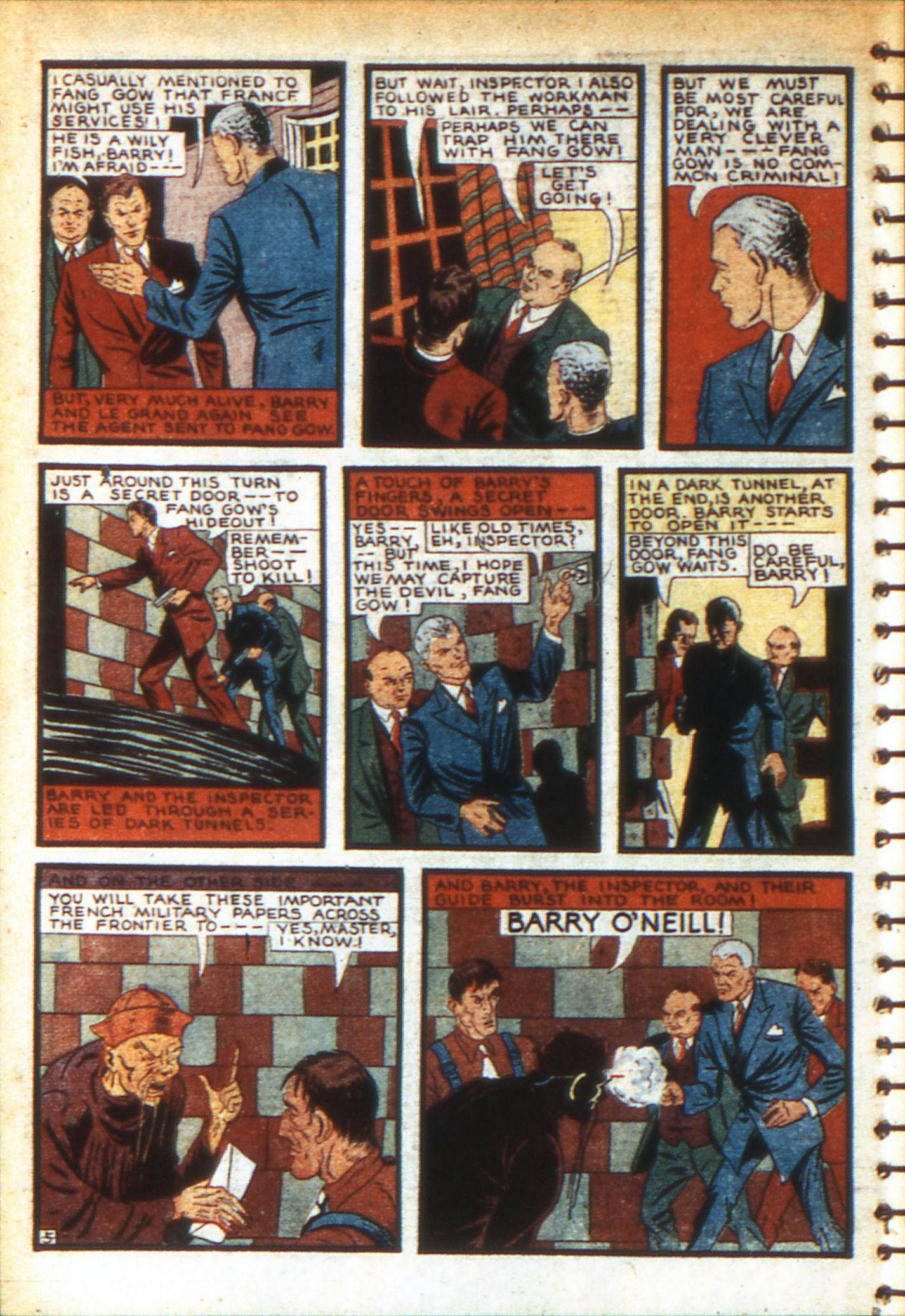 Read online Adventure Comics (1938) comic -  Issue #49 - 14