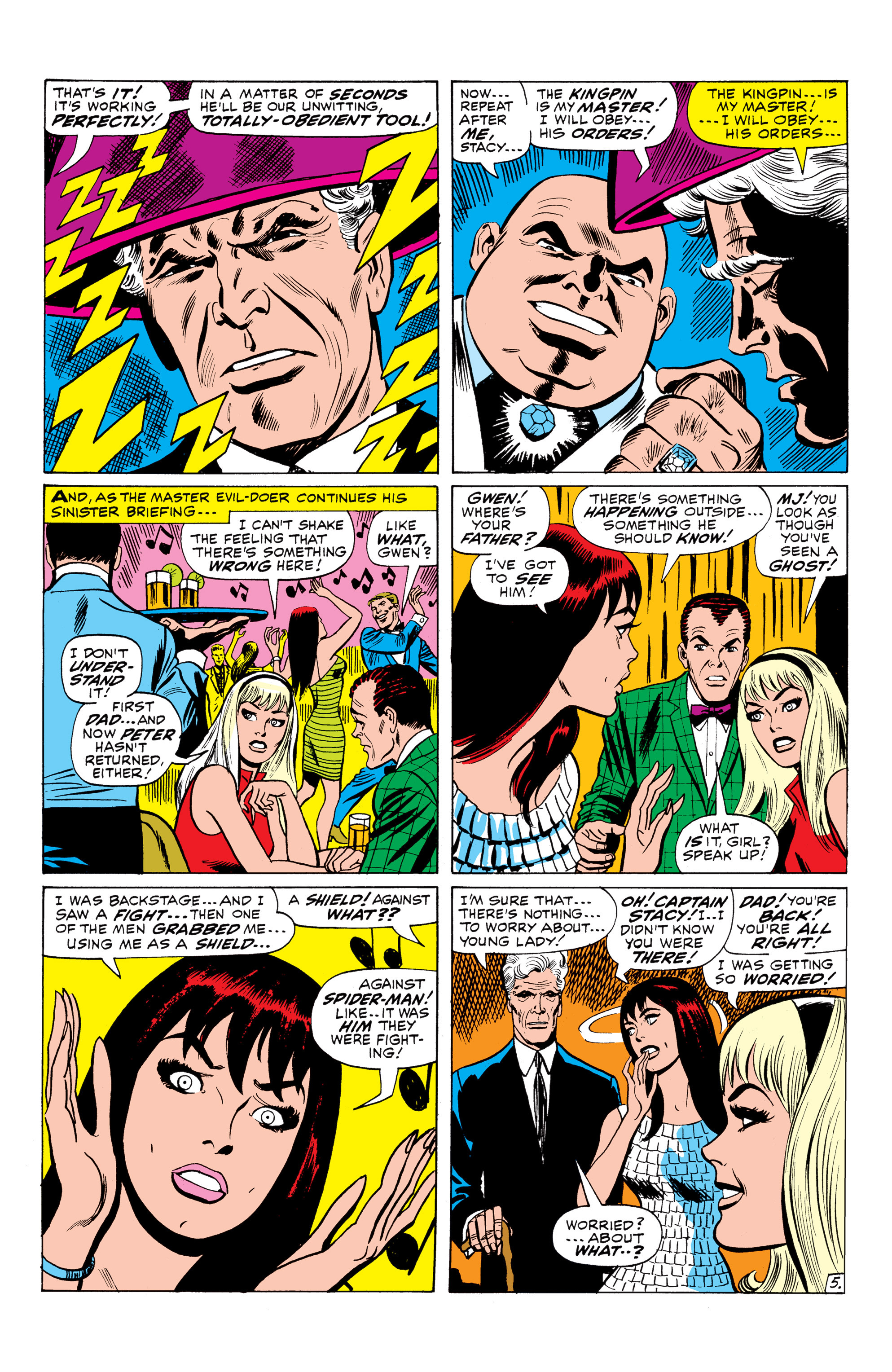 The Amazing Spider-Man (1963) 60 Page 5