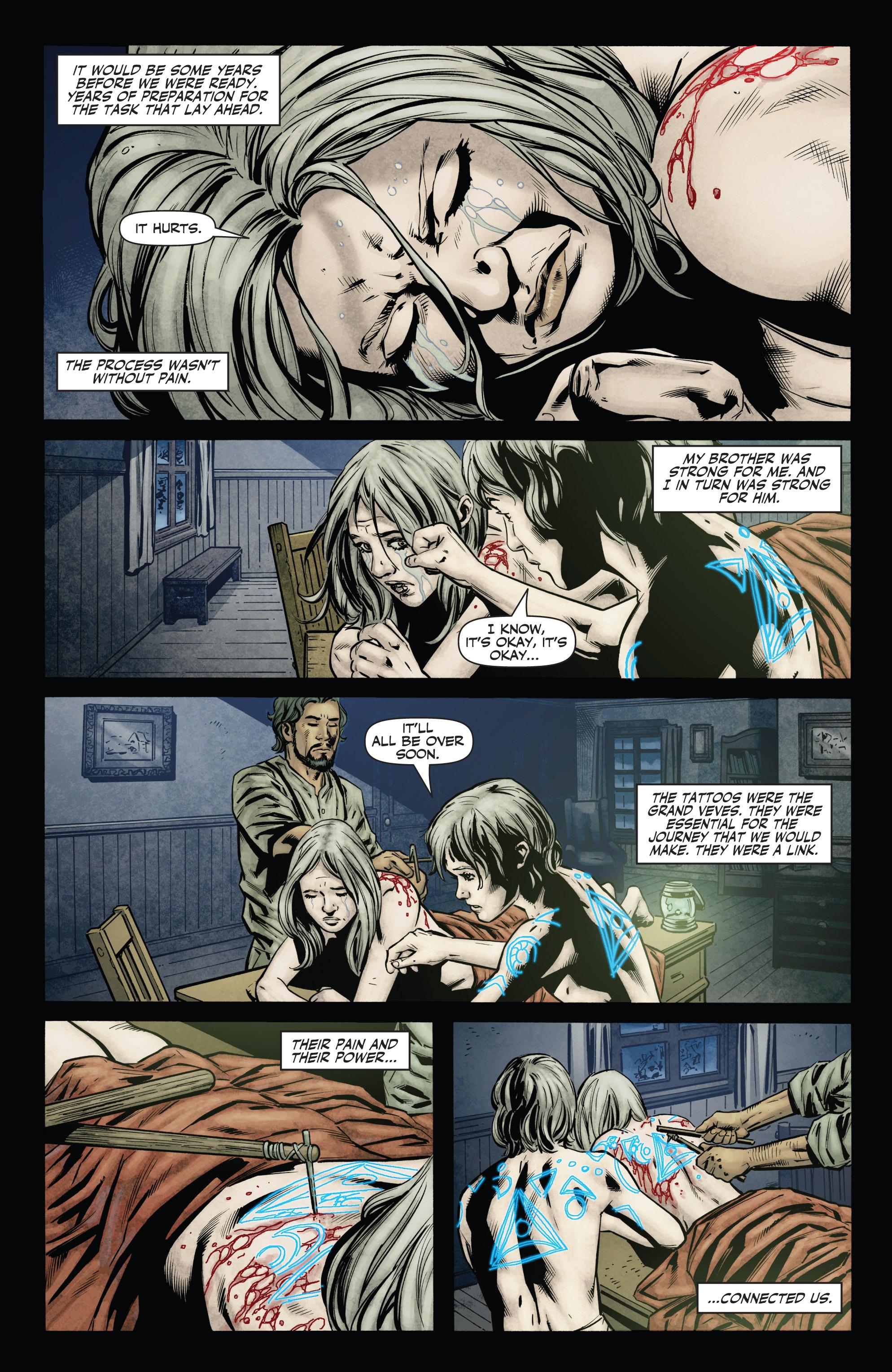 Read online Shadowman (2012) comic -  Issue #0 - 15