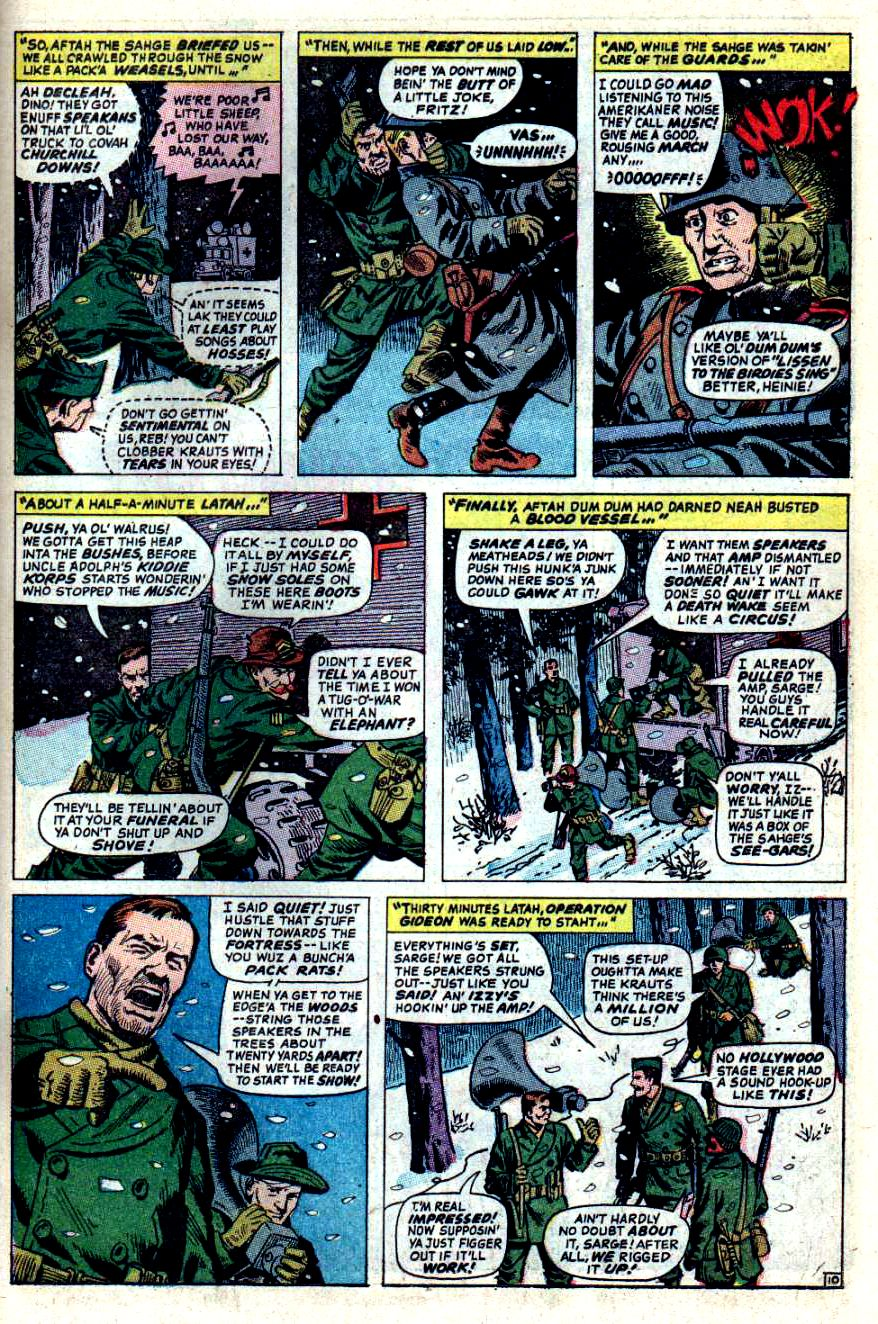 Read online Sgt. Fury comic -  Issue #44 - 15
