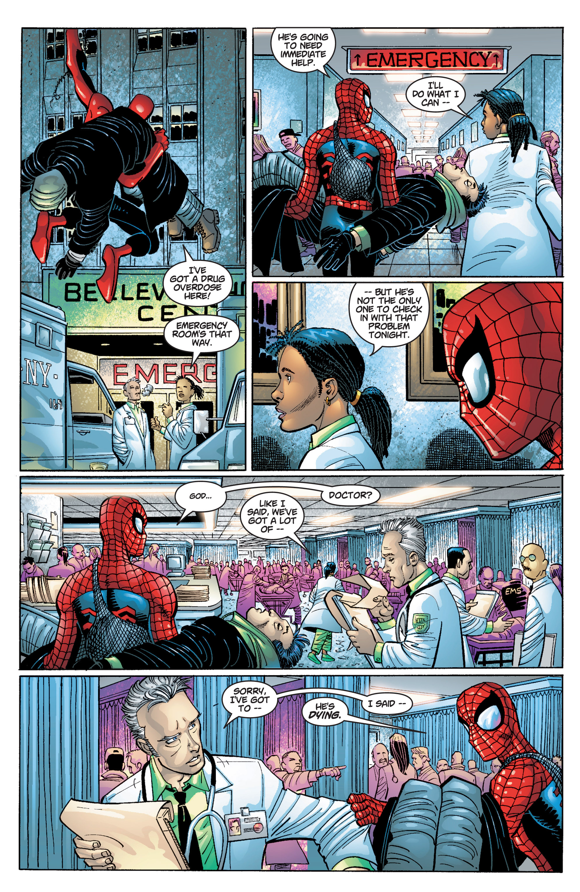 The Amazing Spider-Man (1999) 37 Page 18