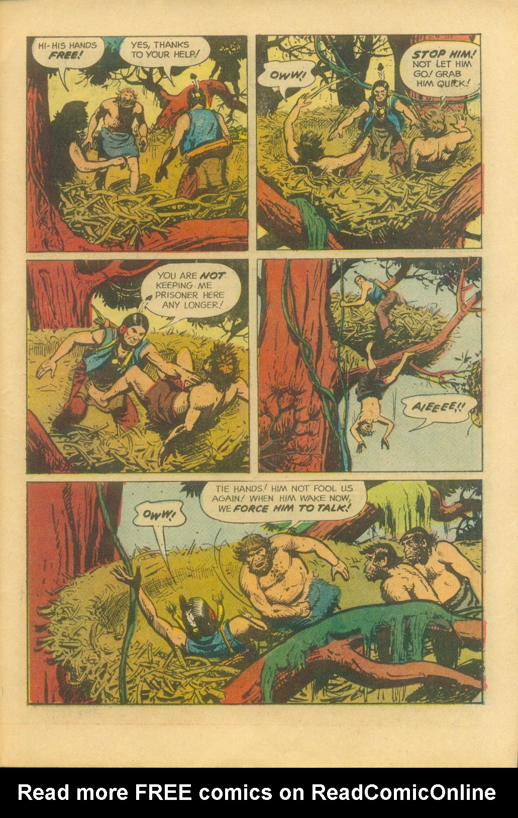 Read online Turok, Son of Stone comic -  Issue #29 - 11