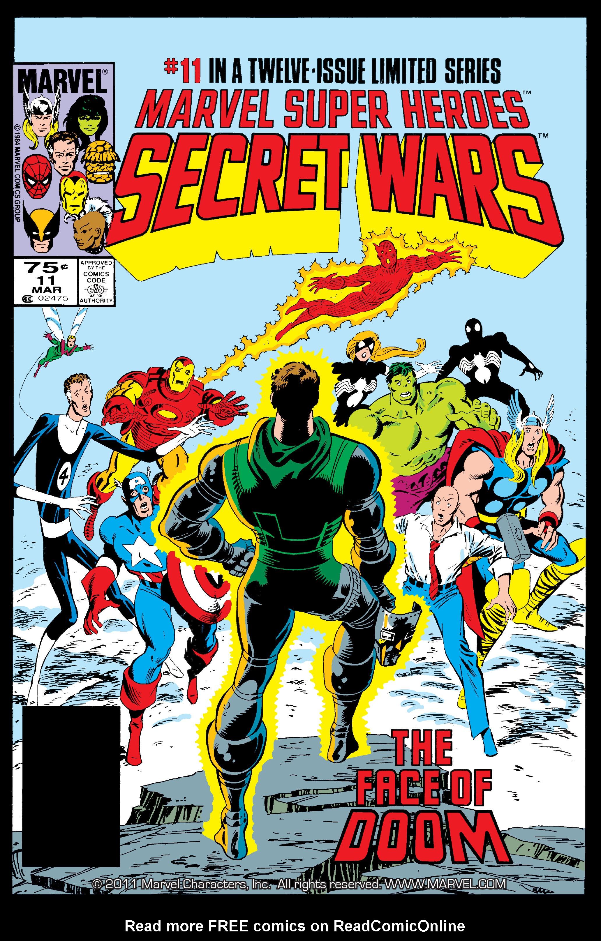 Read online Secret Wars Prelude comic -  Issue # Full - 30