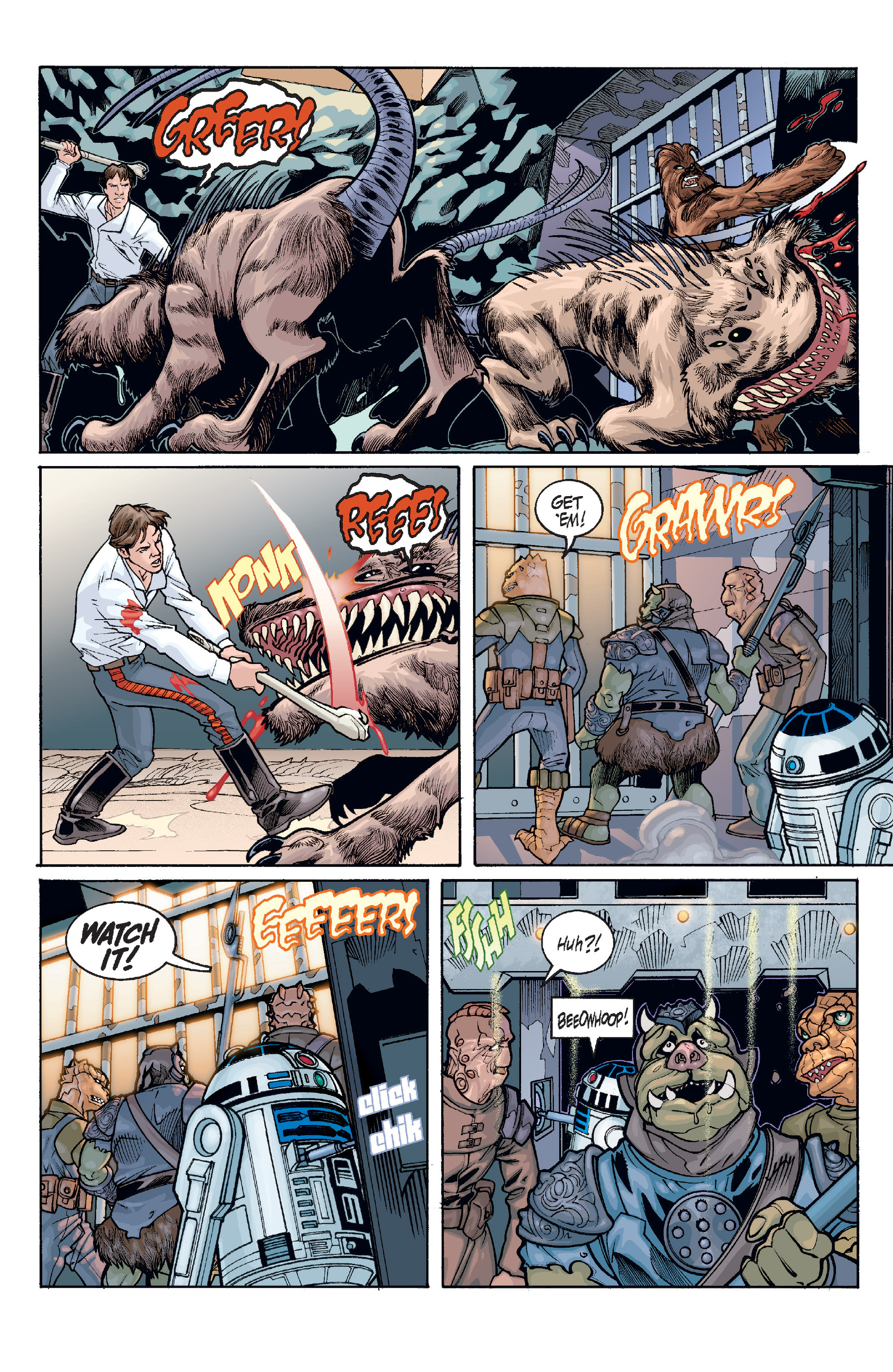Read online Star Wars Omnibus comic -  Issue # Vol. 27 - 153