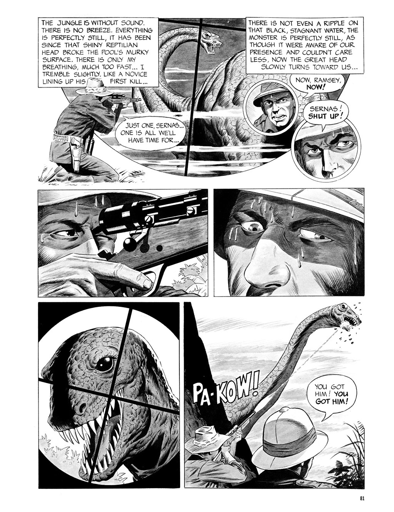 Read online Eerie Archives comic -  Issue # TPB 2 - 82