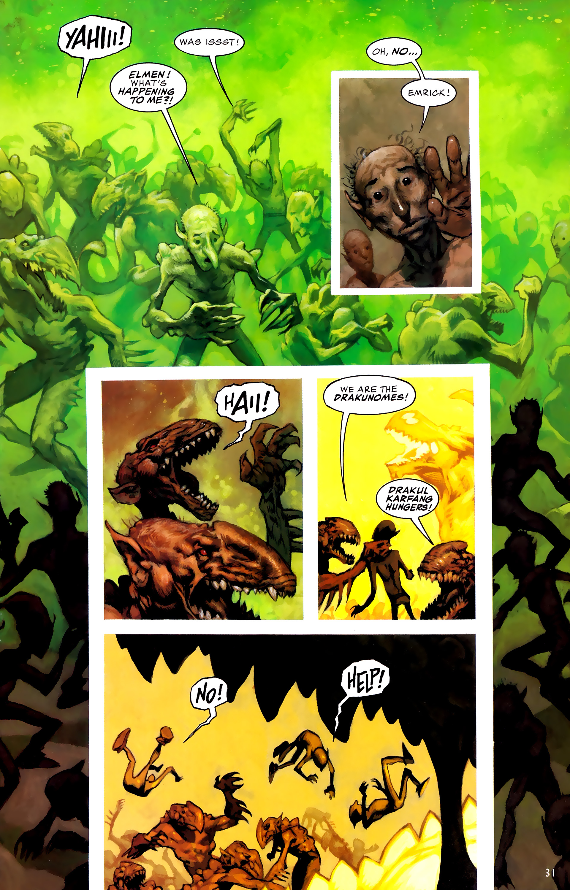 Read online JLA: A League of One comic -  Issue # Full - 38