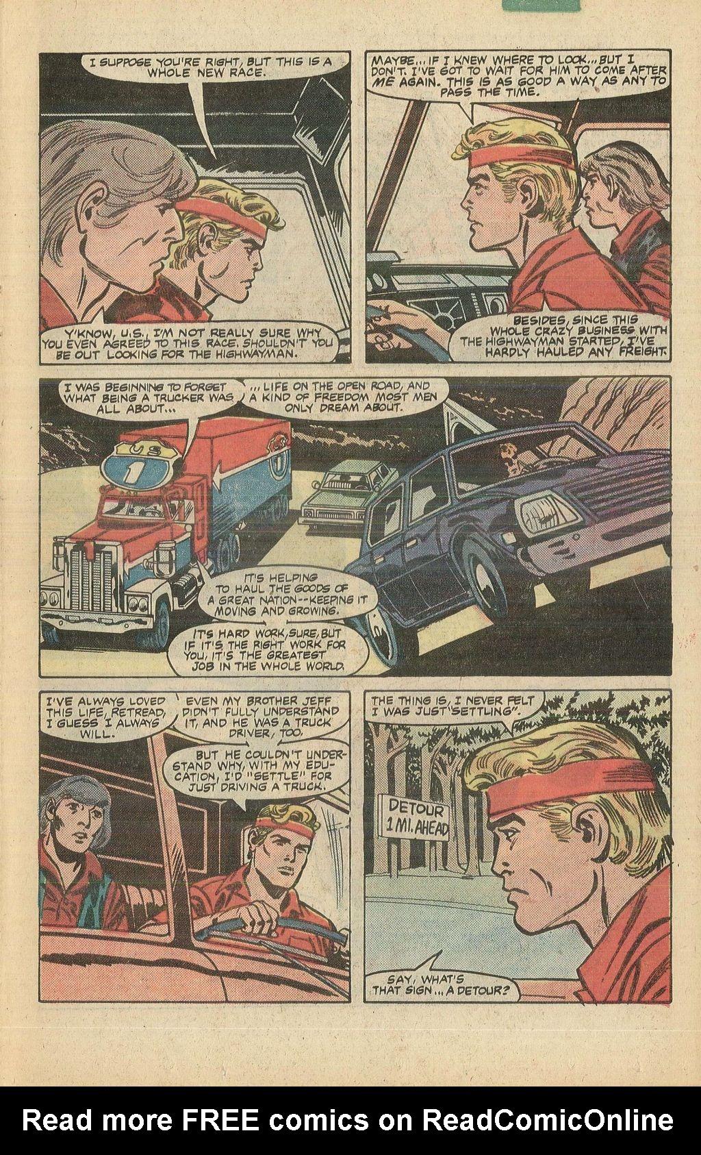 Read online U.S. 1 comic -  Issue #5 - 11