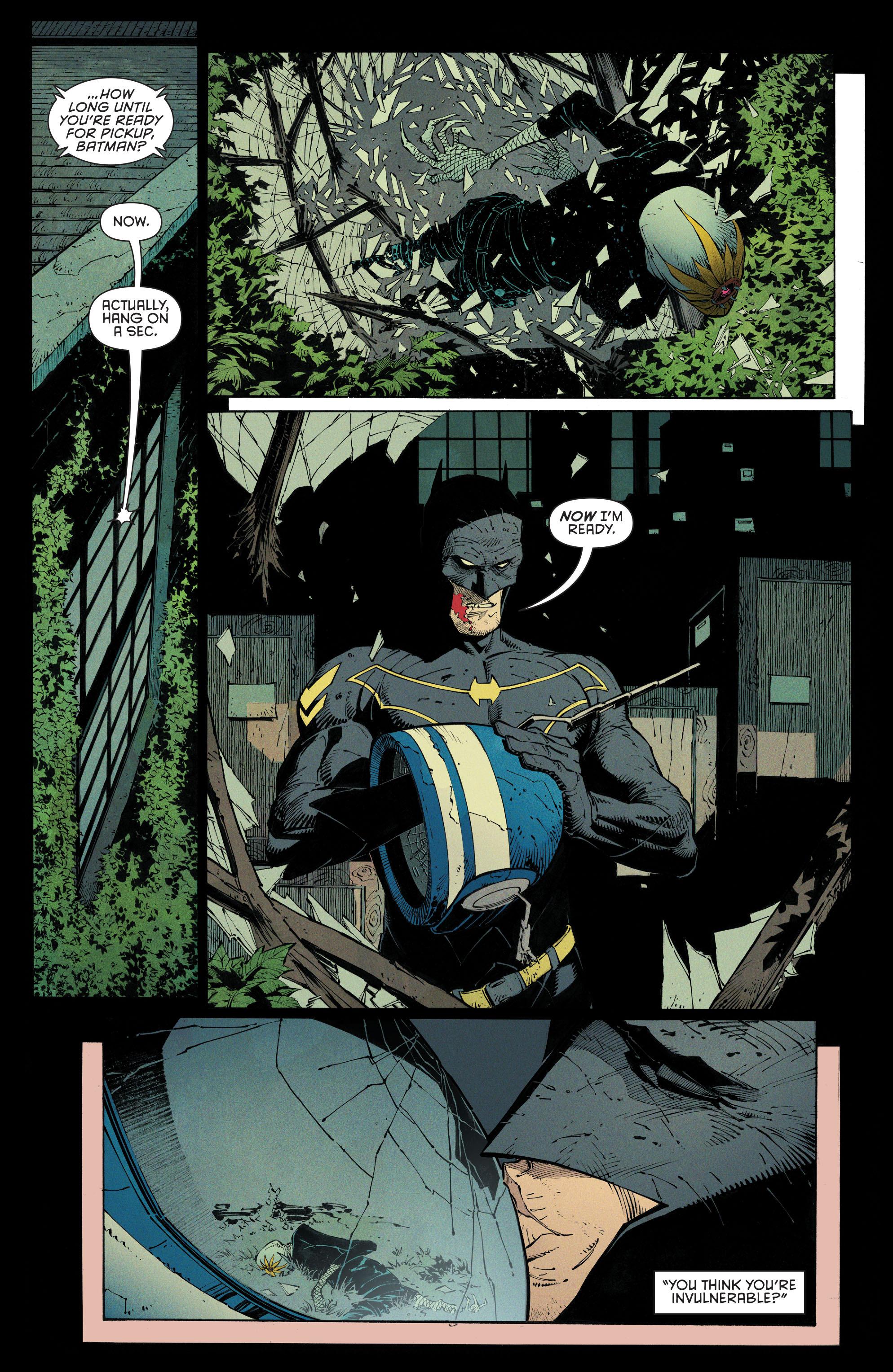 Read online Batman (2011) comic -  Issue # _TPB 9 - 41