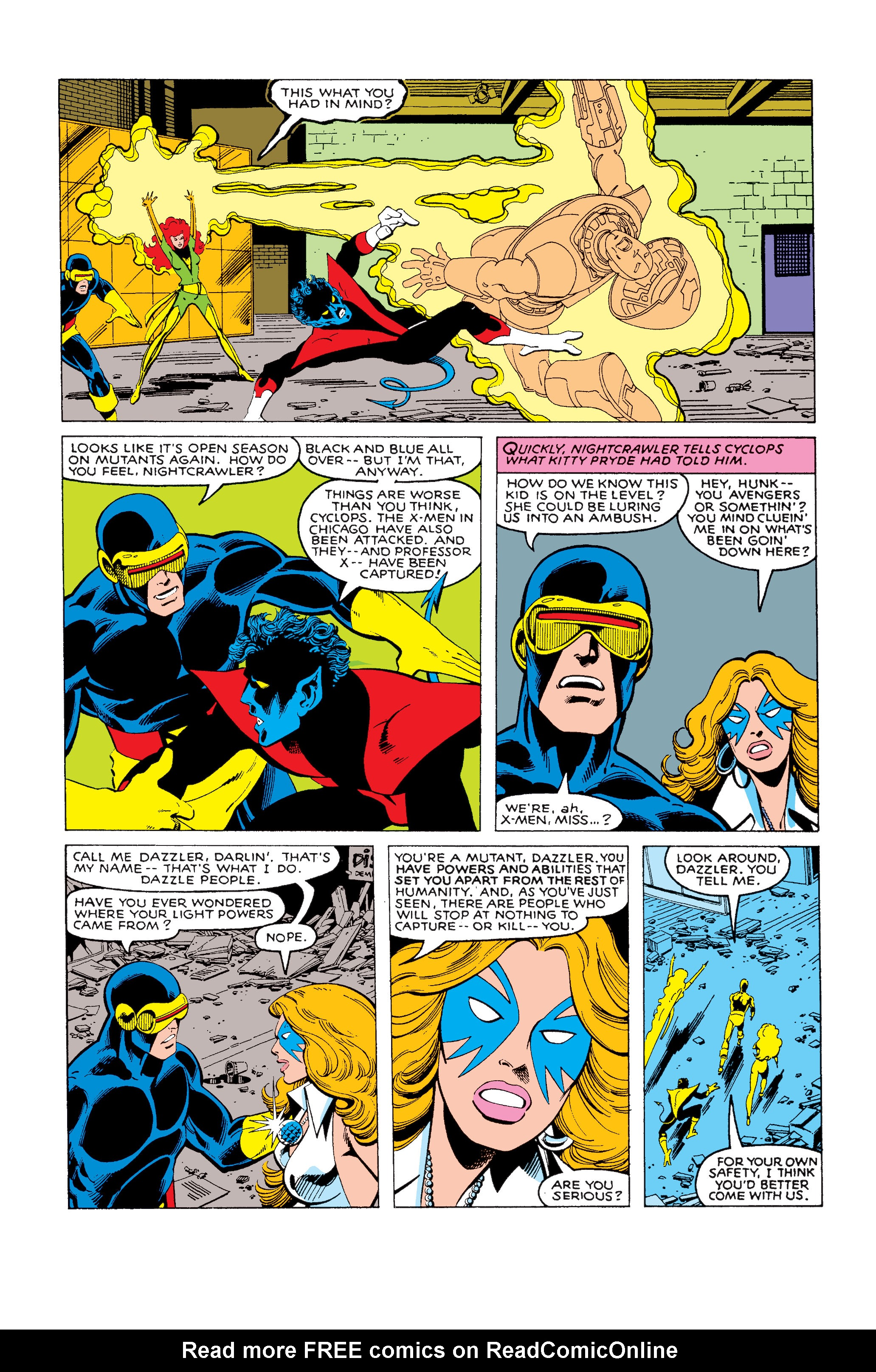 Read online Uncanny X-Men (1963) comic -  Issue #130 - 17