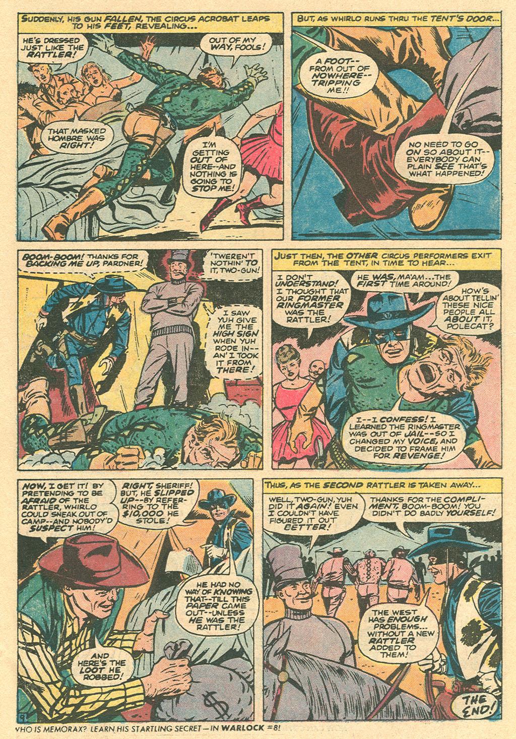 Read online Two-Gun Kid comic -  Issue #113 - 14