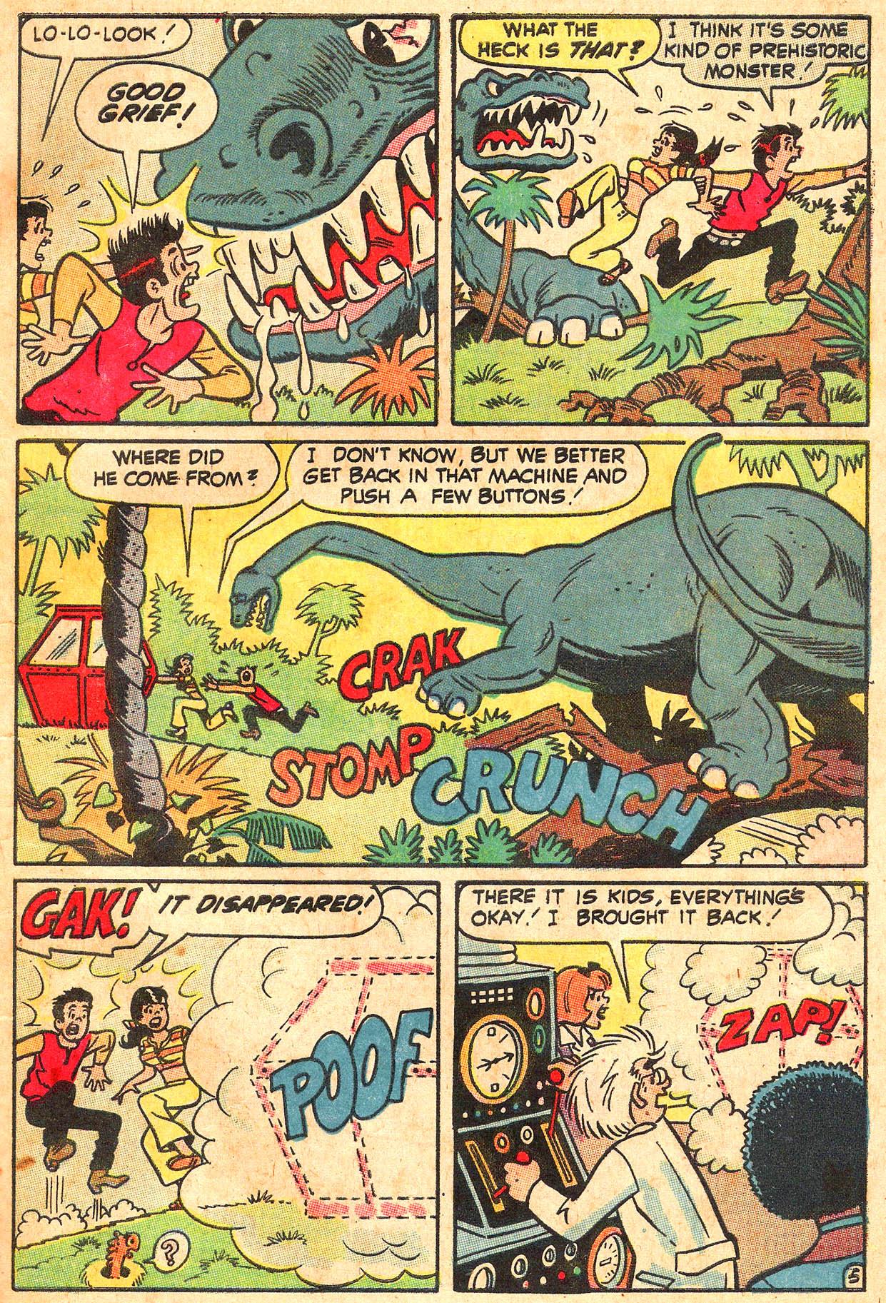 Read online She's Josie comic -  Issue #56 - 7