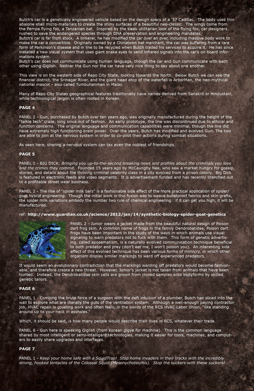 Read online Ballistic (2013) comic -  Issue #1 - 29