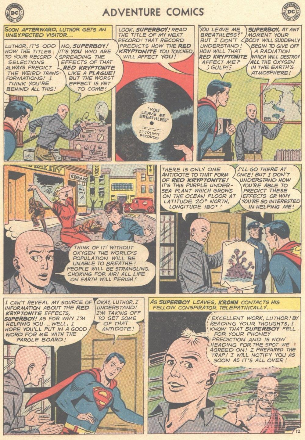 Read online Adventure Comics (1938) comic -  Issue #308 - 13
