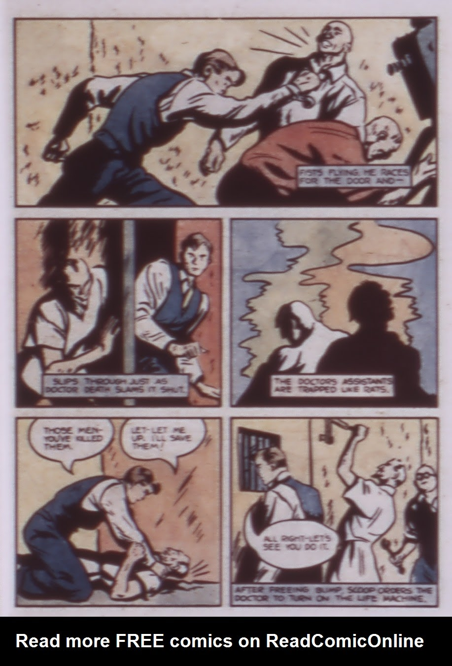 Read online WHIZ Comics comic -  Issue #1 - 47