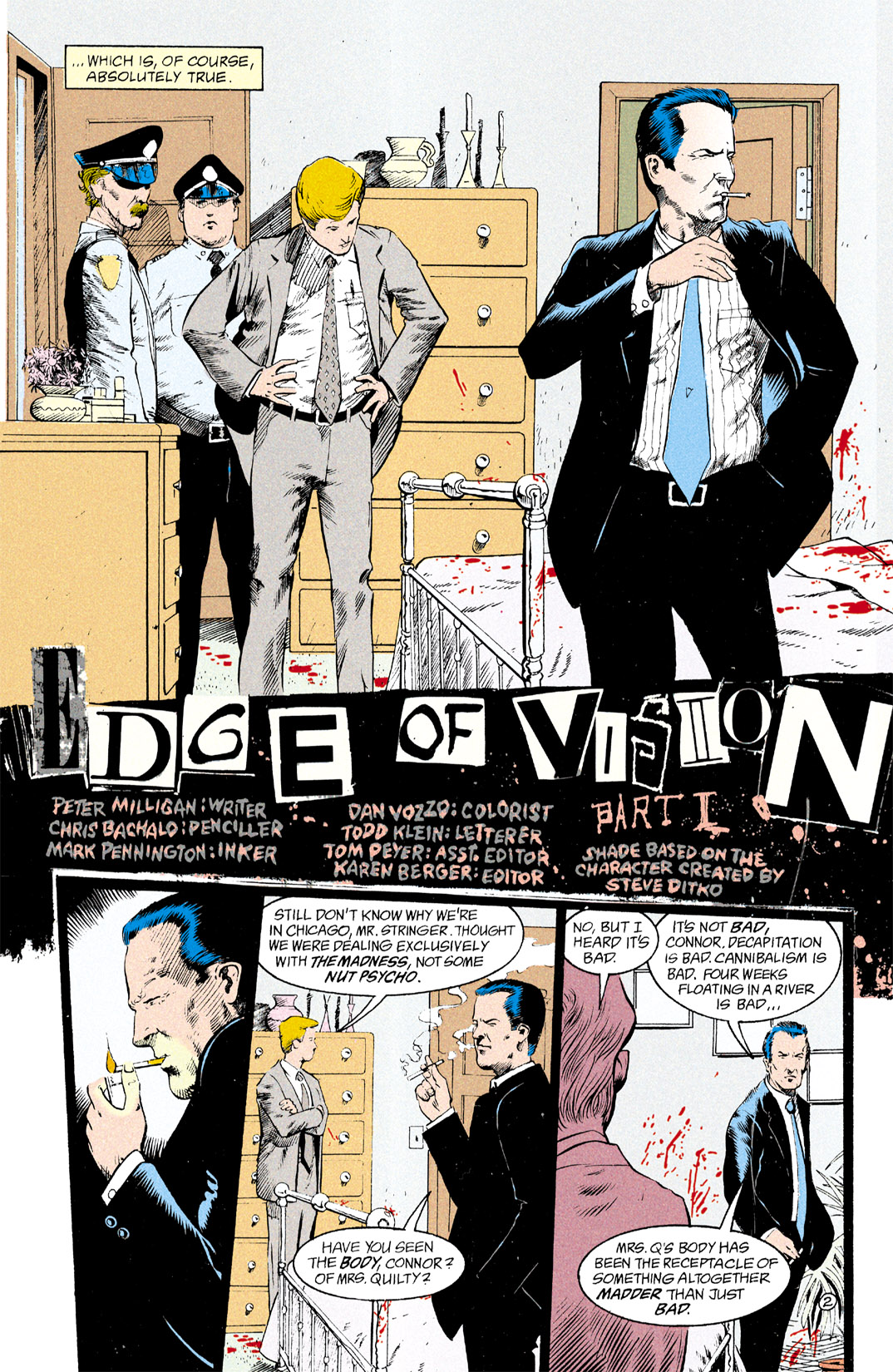 Read online Shade, the Changing Man comic -  Issue #11 - 3