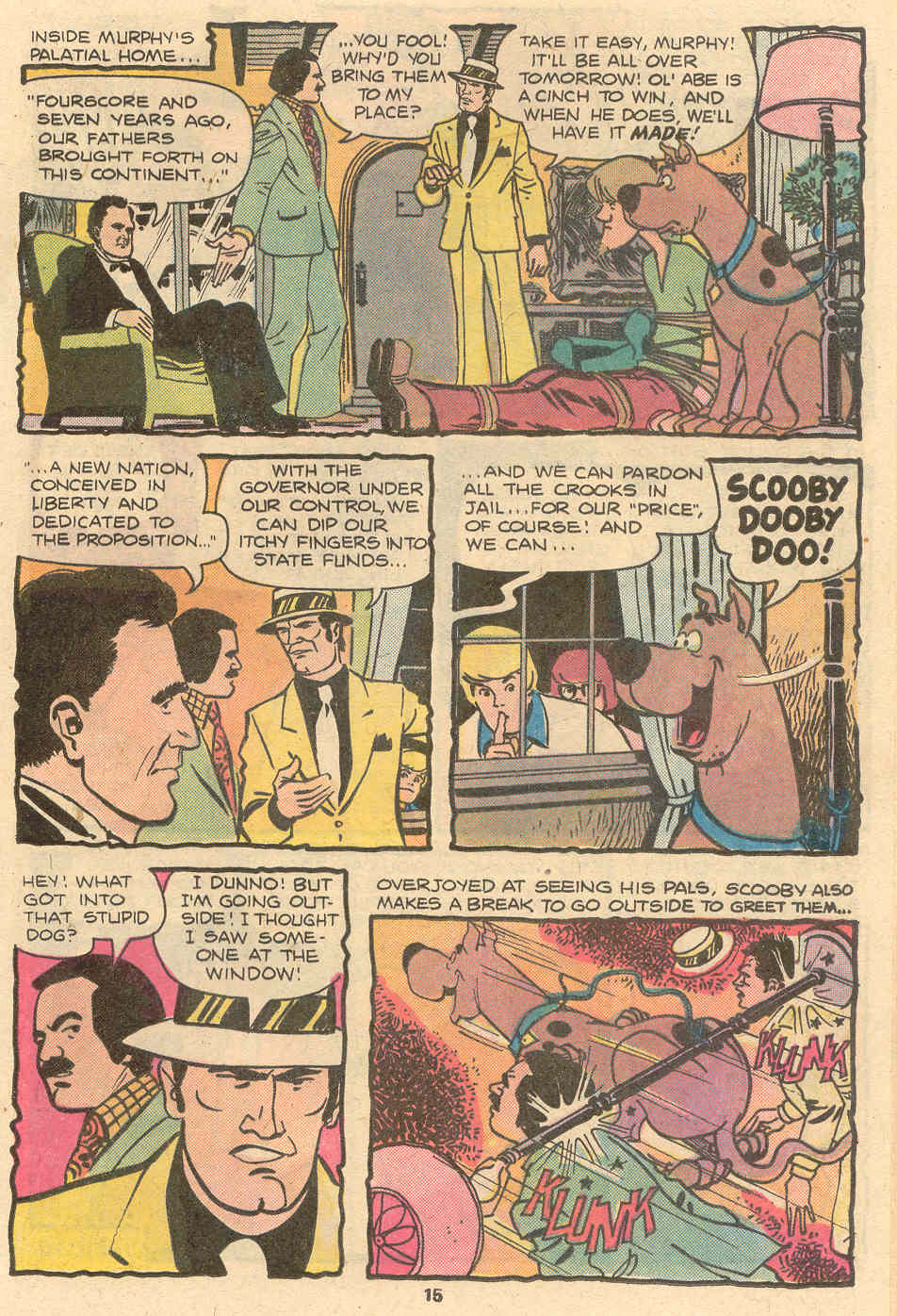 Read online Scooby-Doo (1977) comic -  Issue #2 - 10