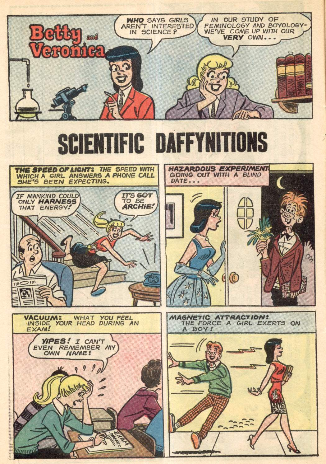 Read online Archie's Girls Betty and Veronica comic -  Issue #94 - 10