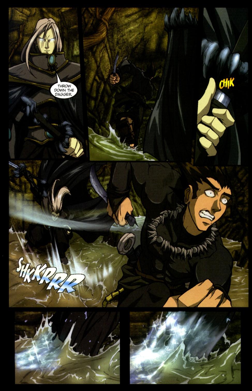 Read online Shidima comic -  Issue #3 - 19
