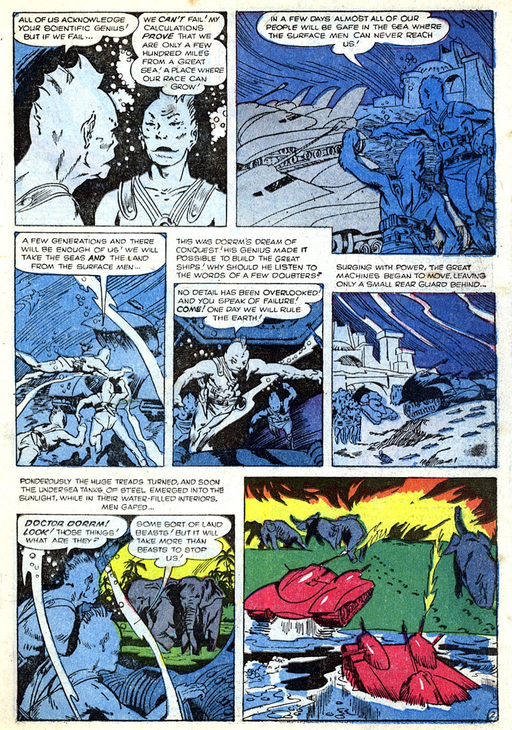 Mystic (1951) issue 60 - Page 19