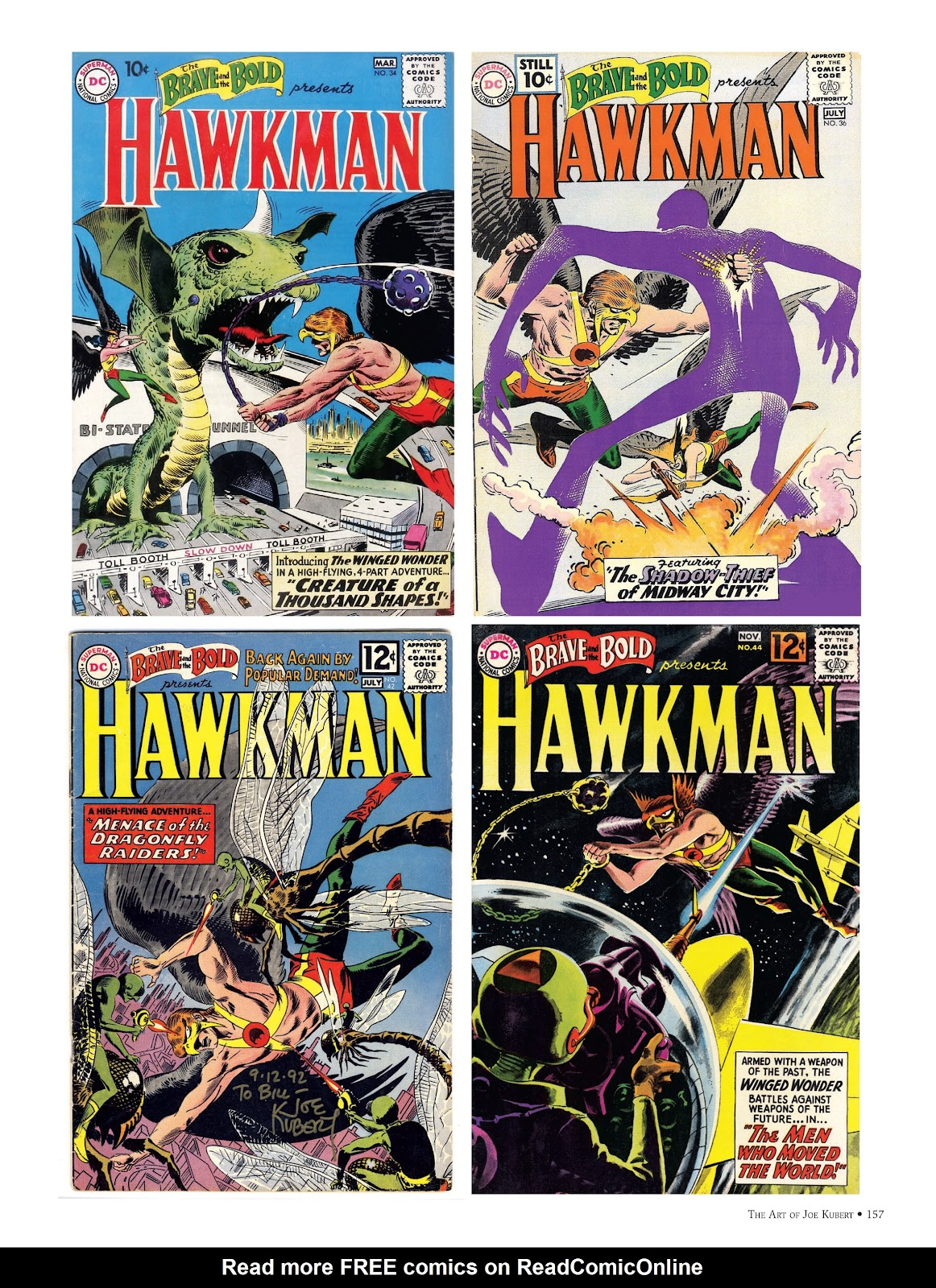 Read online The Art of Joe Kubert comic -  Issue # TPB (Part 2) - 57