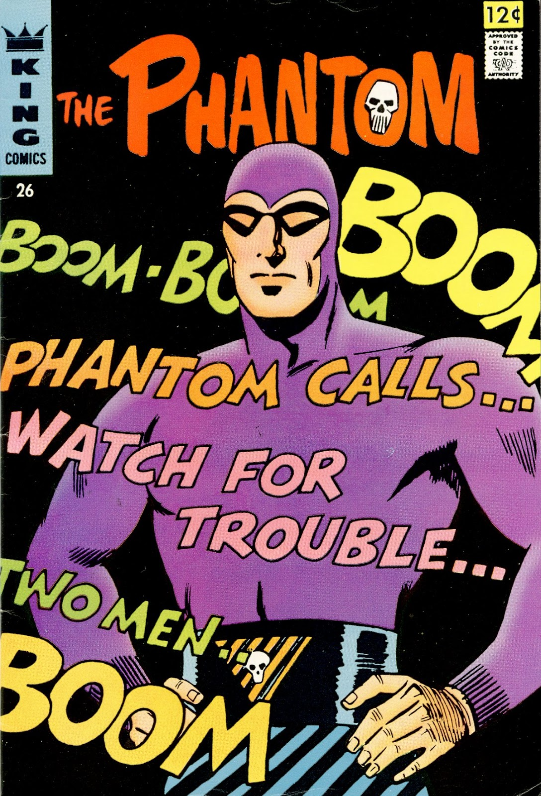 The Phantom (1966) 26 Page 1