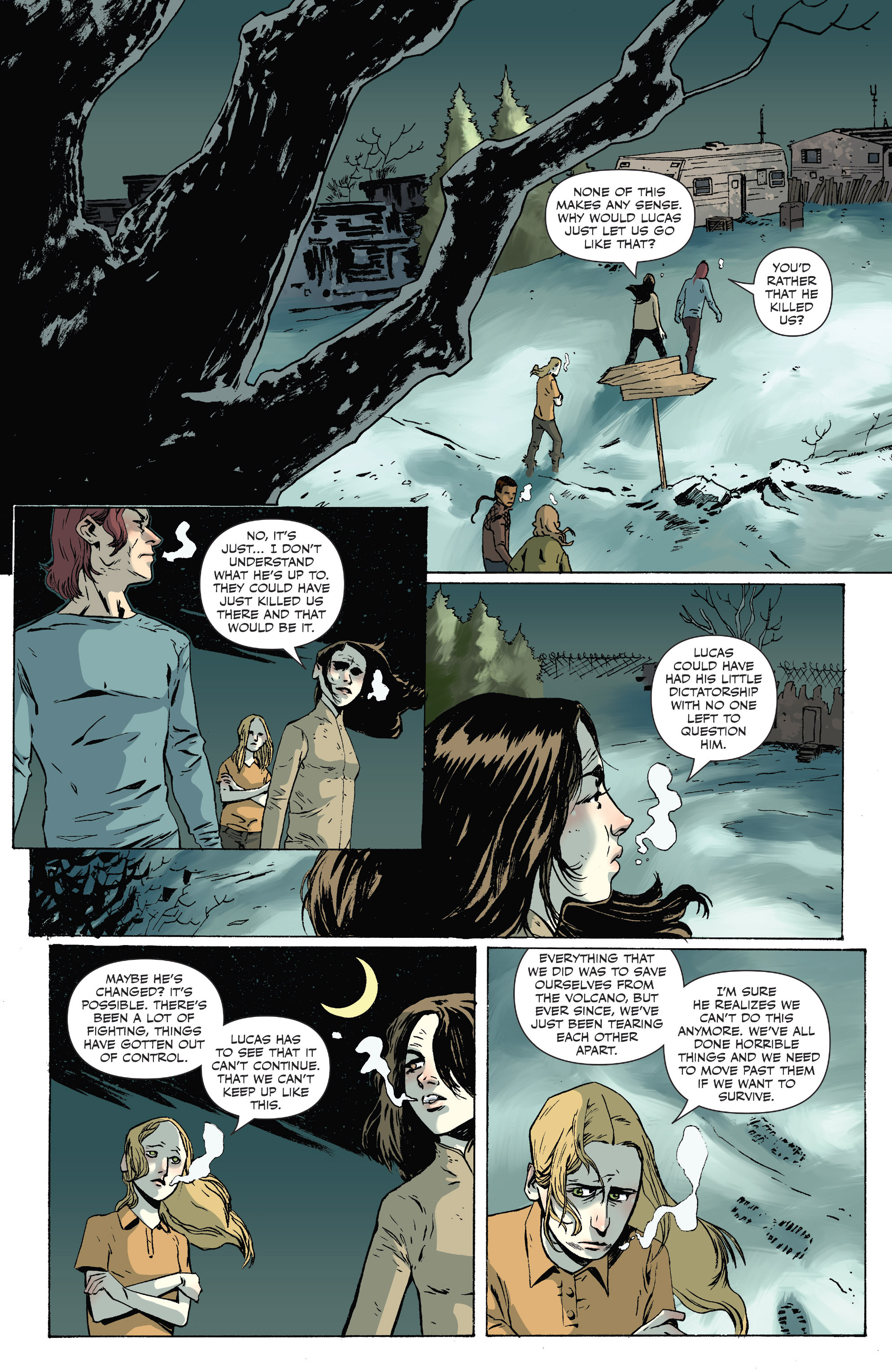 Read online Sheltered comic -  Issue #10 - 9