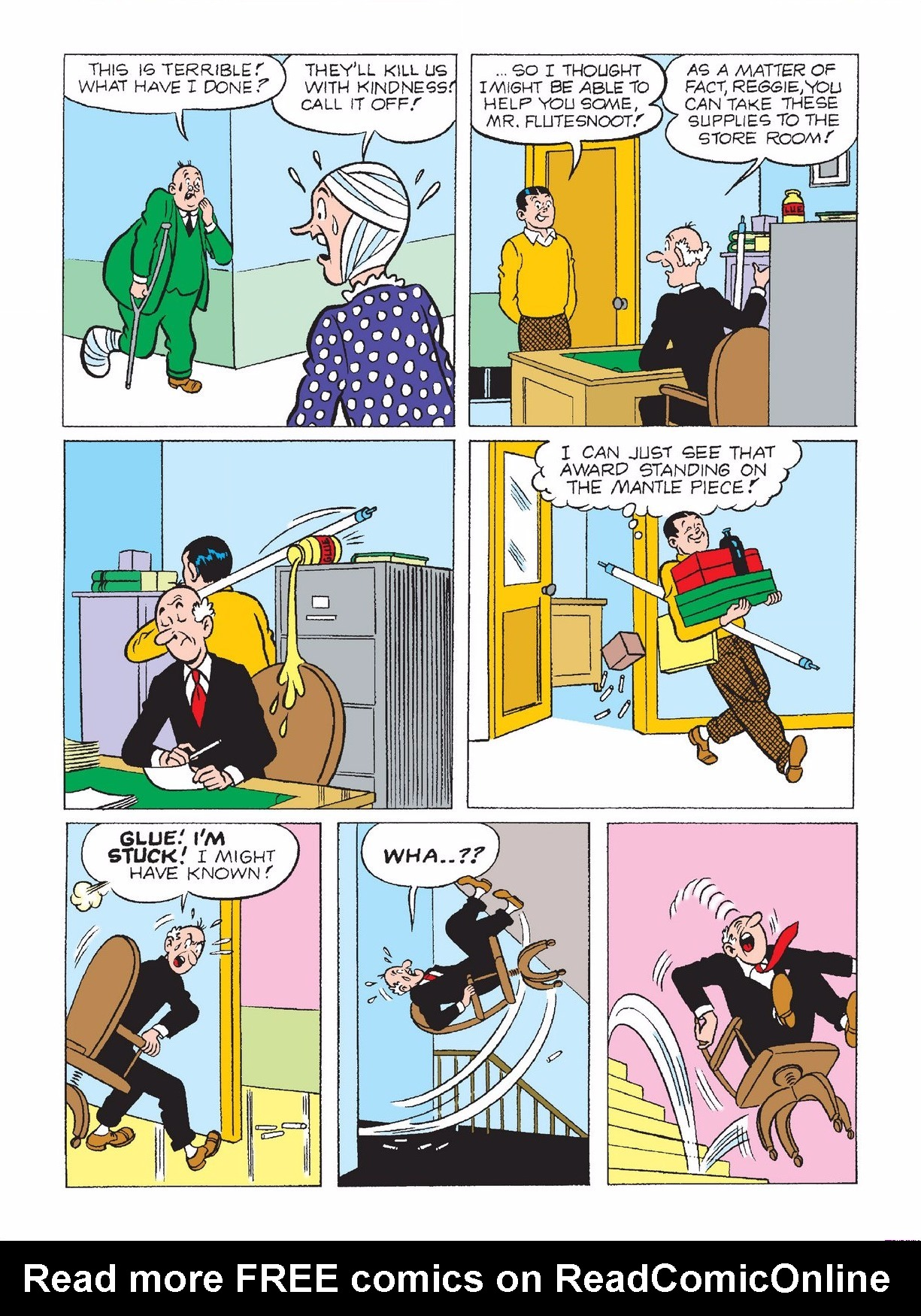 Read online Archie 1000 Page Comics Bonanza comic -  Issue #3 (Part 2) - 143