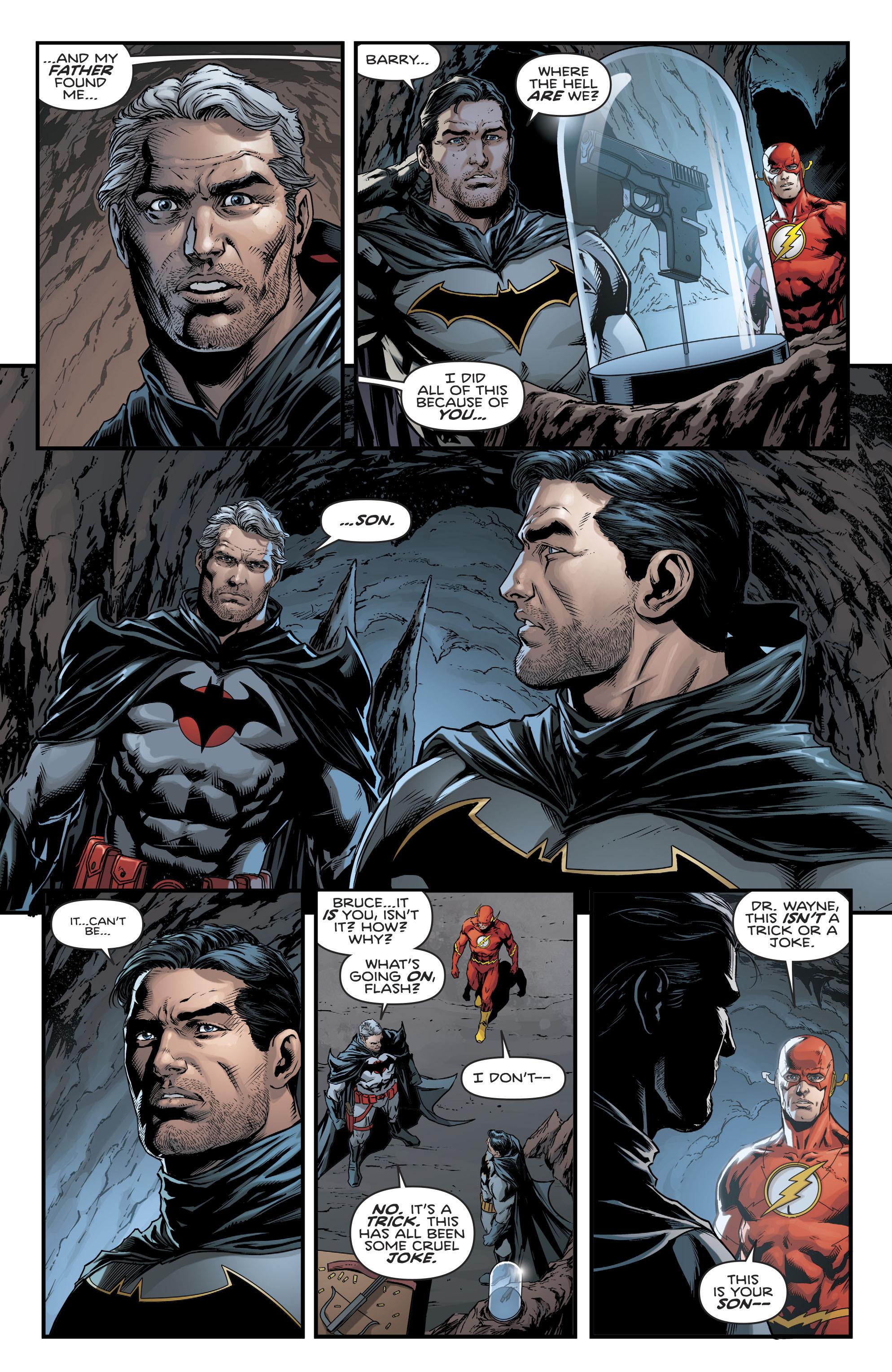Read online Batman (2016) comic -  Issue #22 - 8