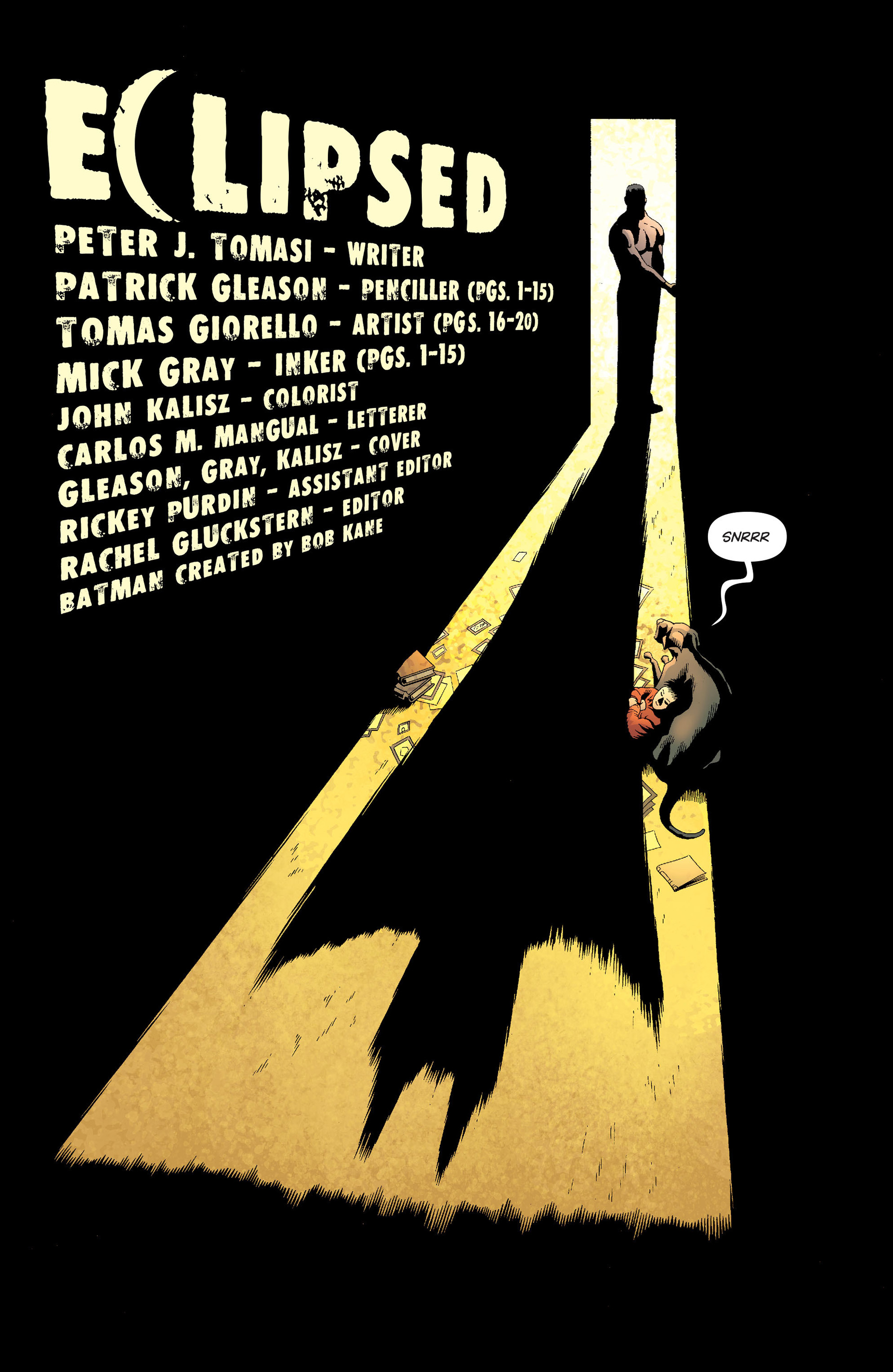 Read online Batman and Robin (2011) comic -  Issue #13 - 3