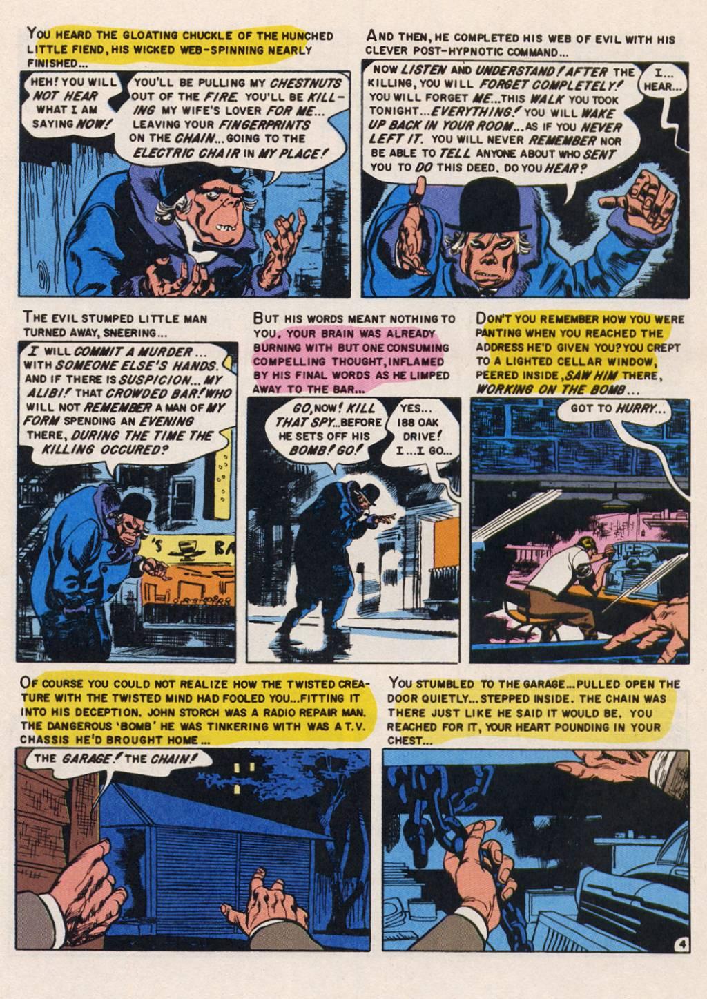 Read online Shock SuspenStories comic -  Issue #14 - 21