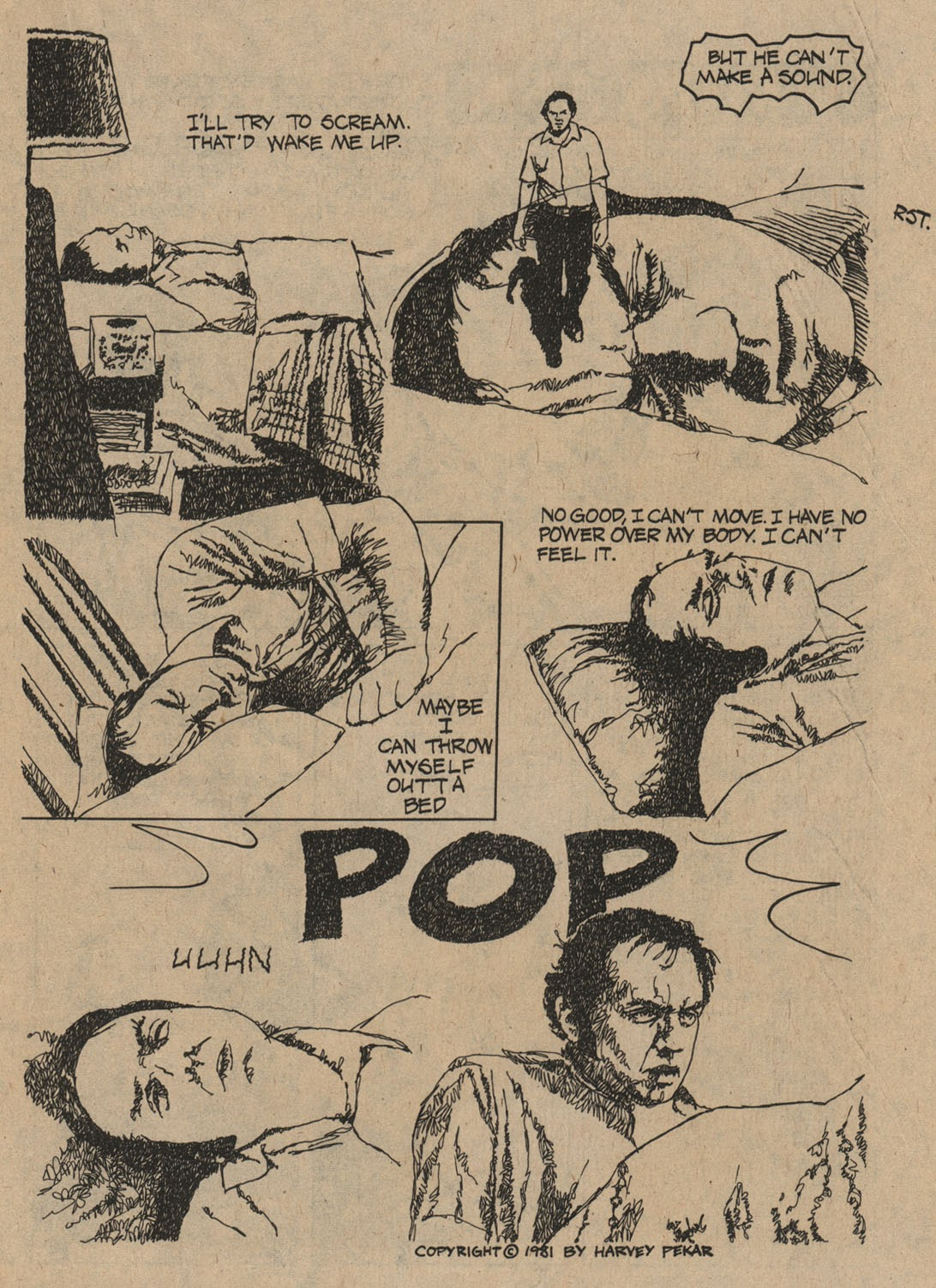 American Splendor (1976) issue 6 - Page 24