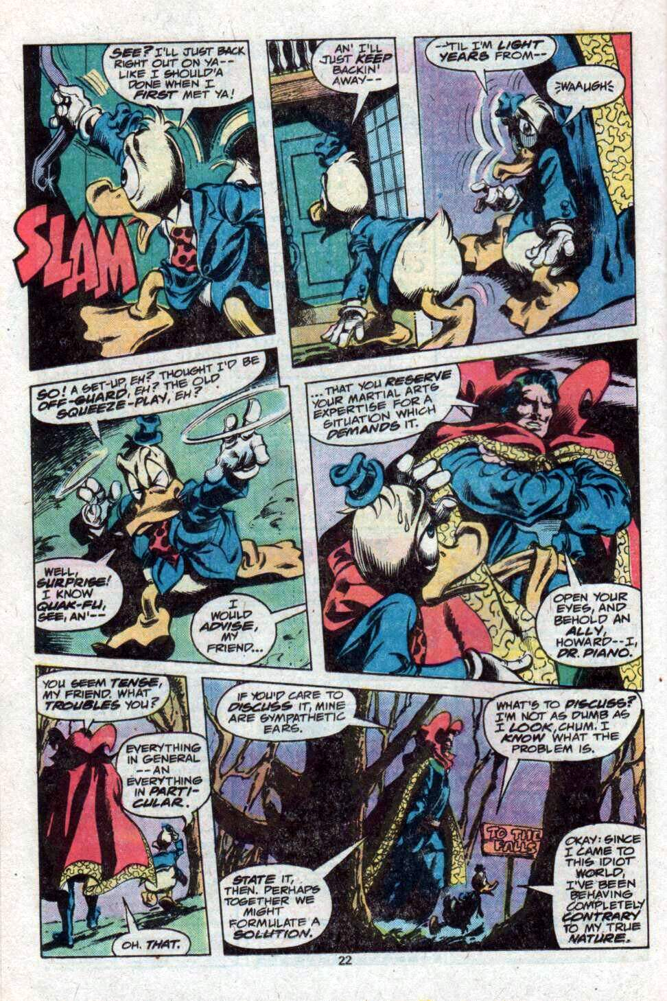 Howard the Duck (1976) Issue #10 #11 - English 13