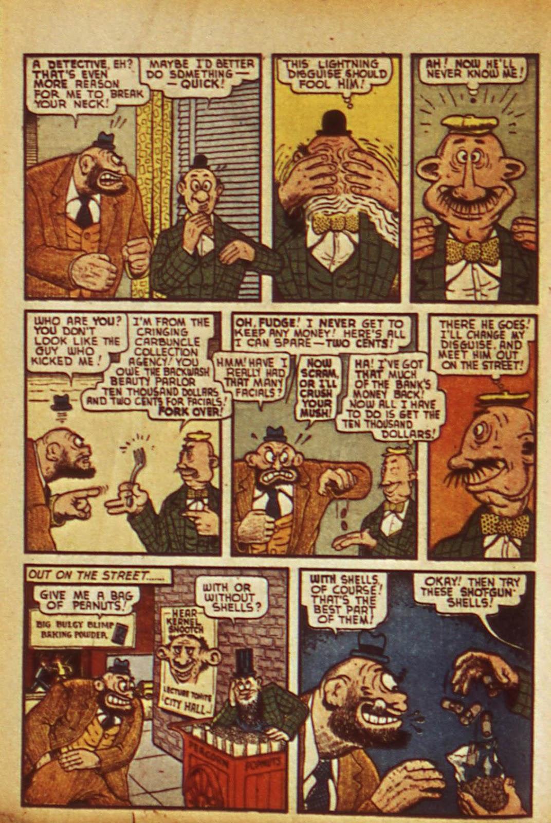 USA Comics issue 7 - Page 44