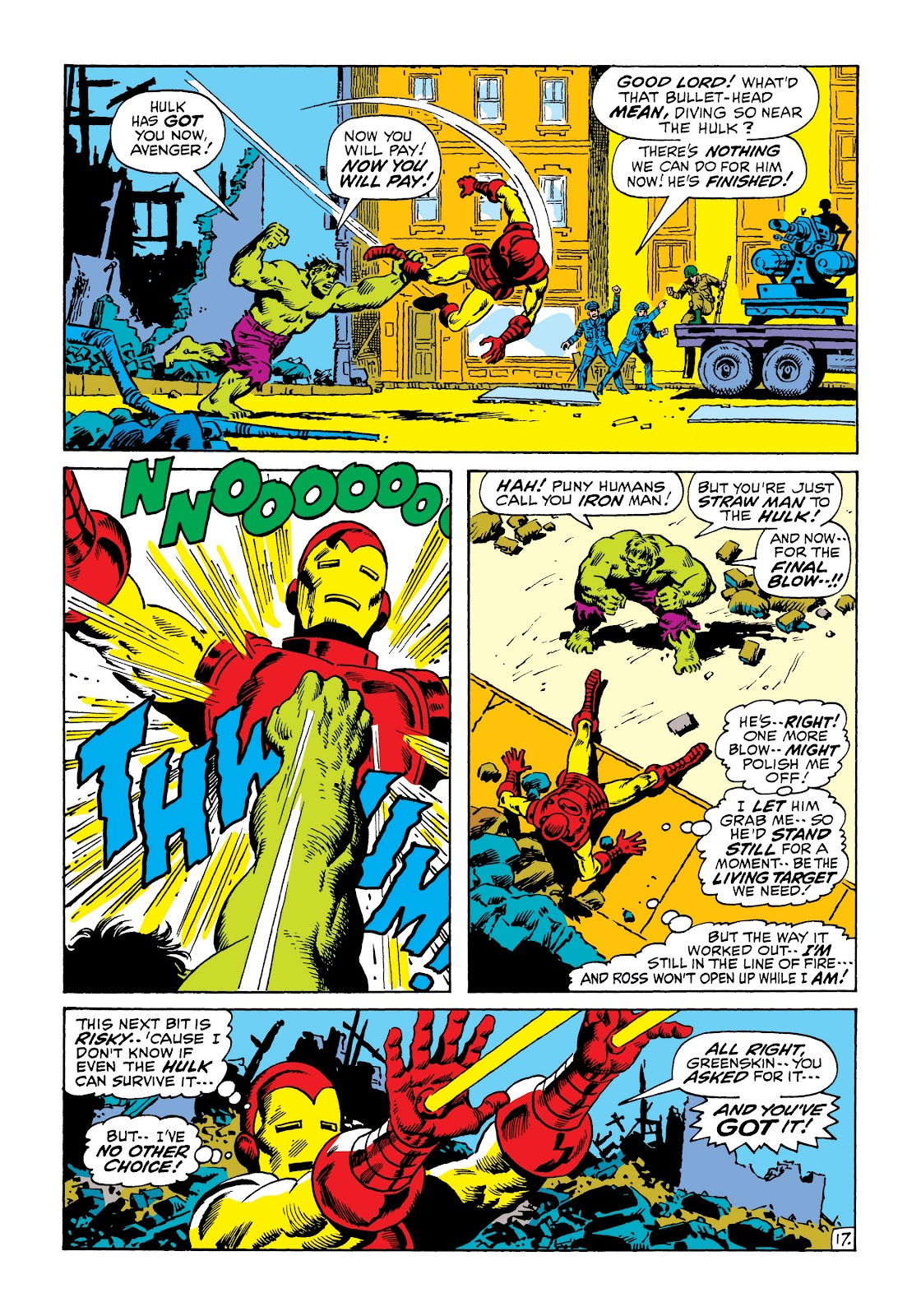 Read online Marvel Masterworks: The Incredible Hulk comic -  Issue # TPB 6 (Part 3) - 10