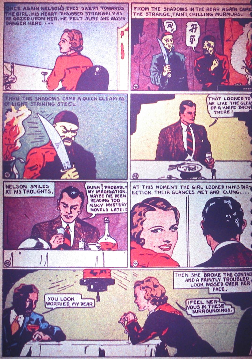 Read online Detective Comics (1937) comic -  Issue #1 - 29