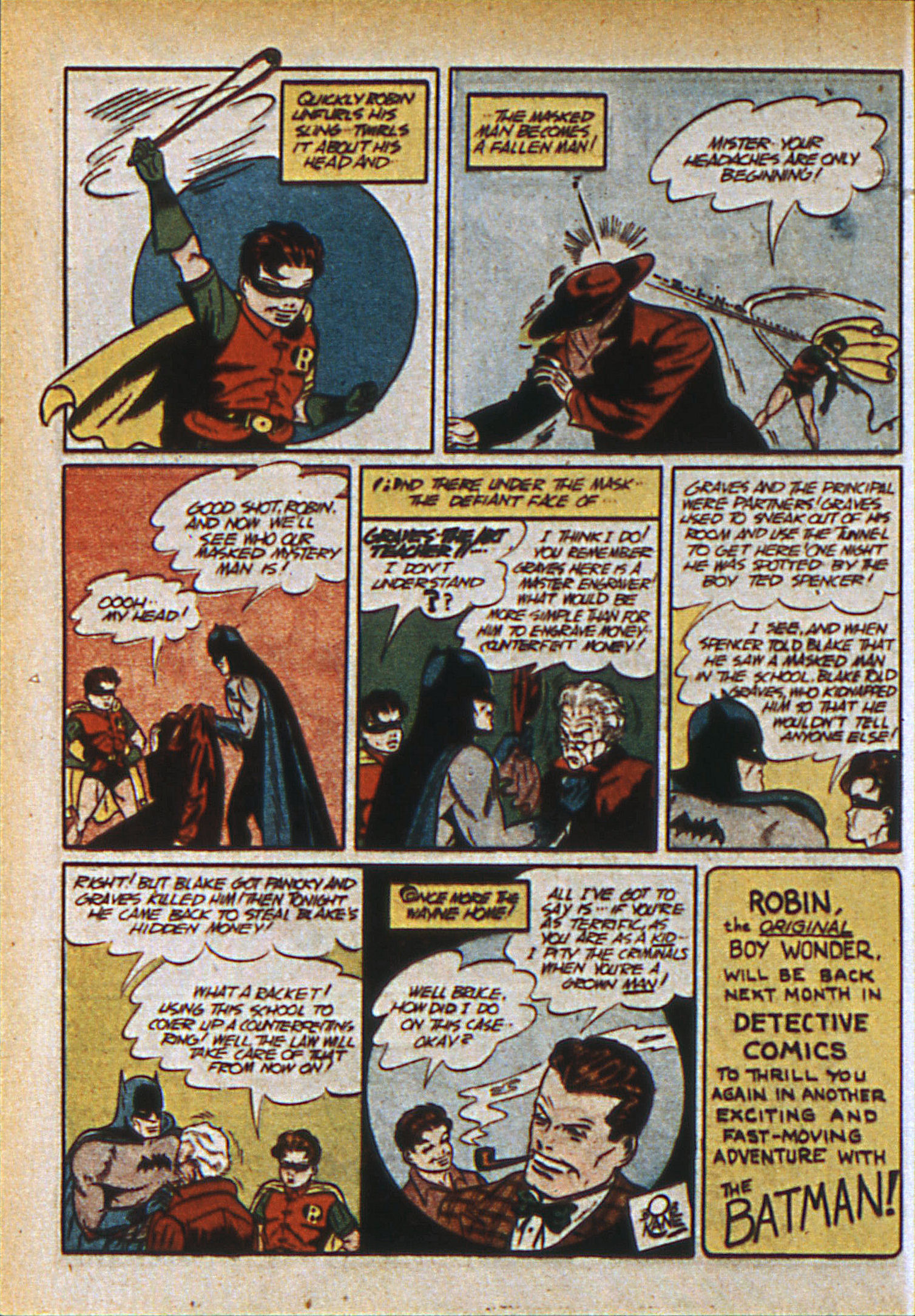 Detective Comics (1937) 41 Page 14