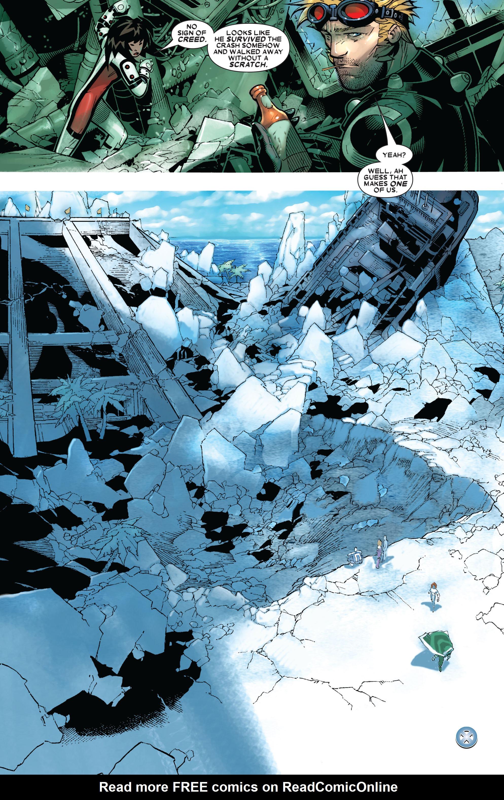X-Men (1991) 199 Page 22