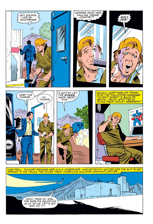 Read online Captain America (1968) comic -  Issue # _Annual 8 - 32