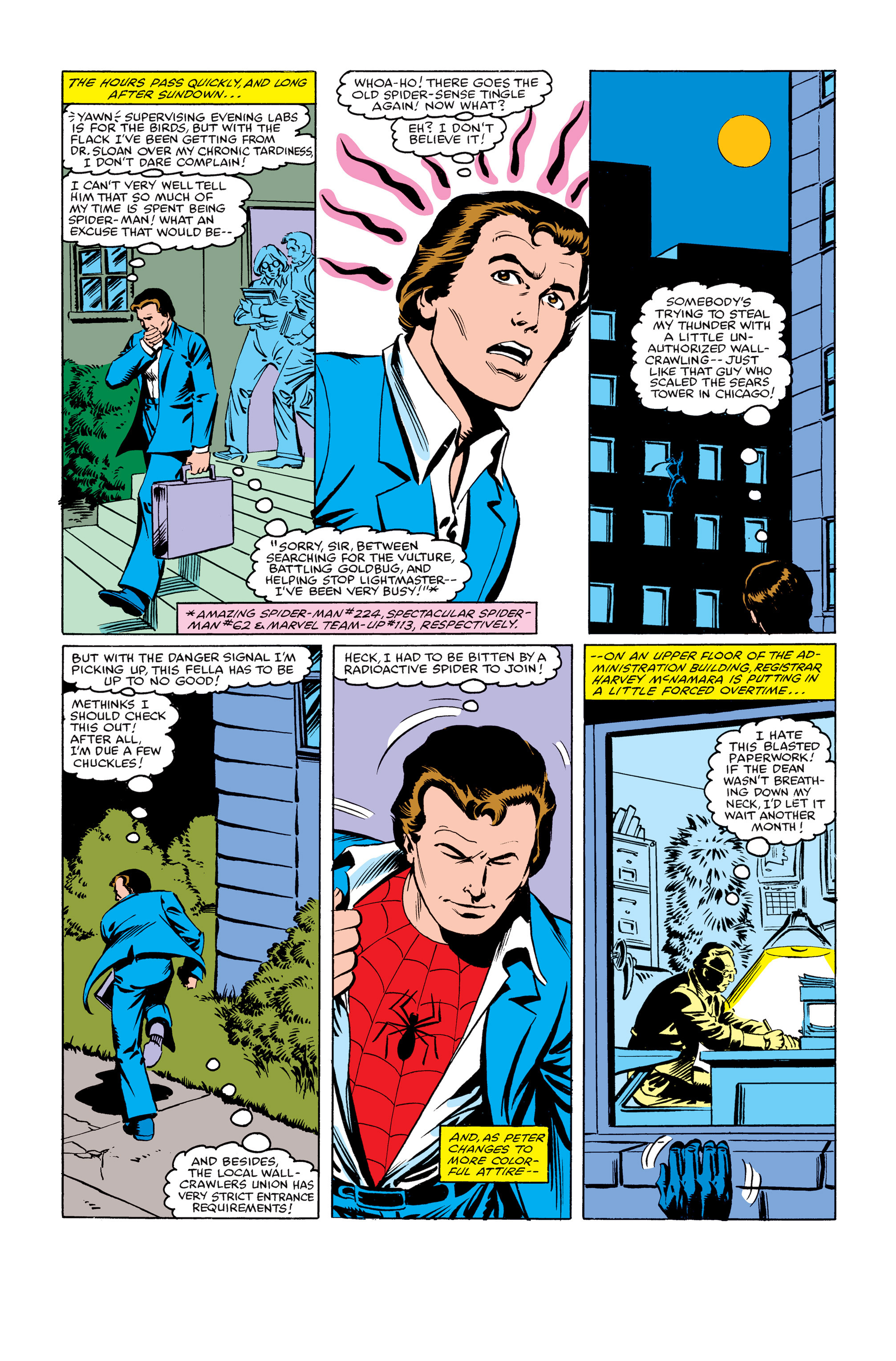 The Amazing Spider-Man (1963) 225 Page 6