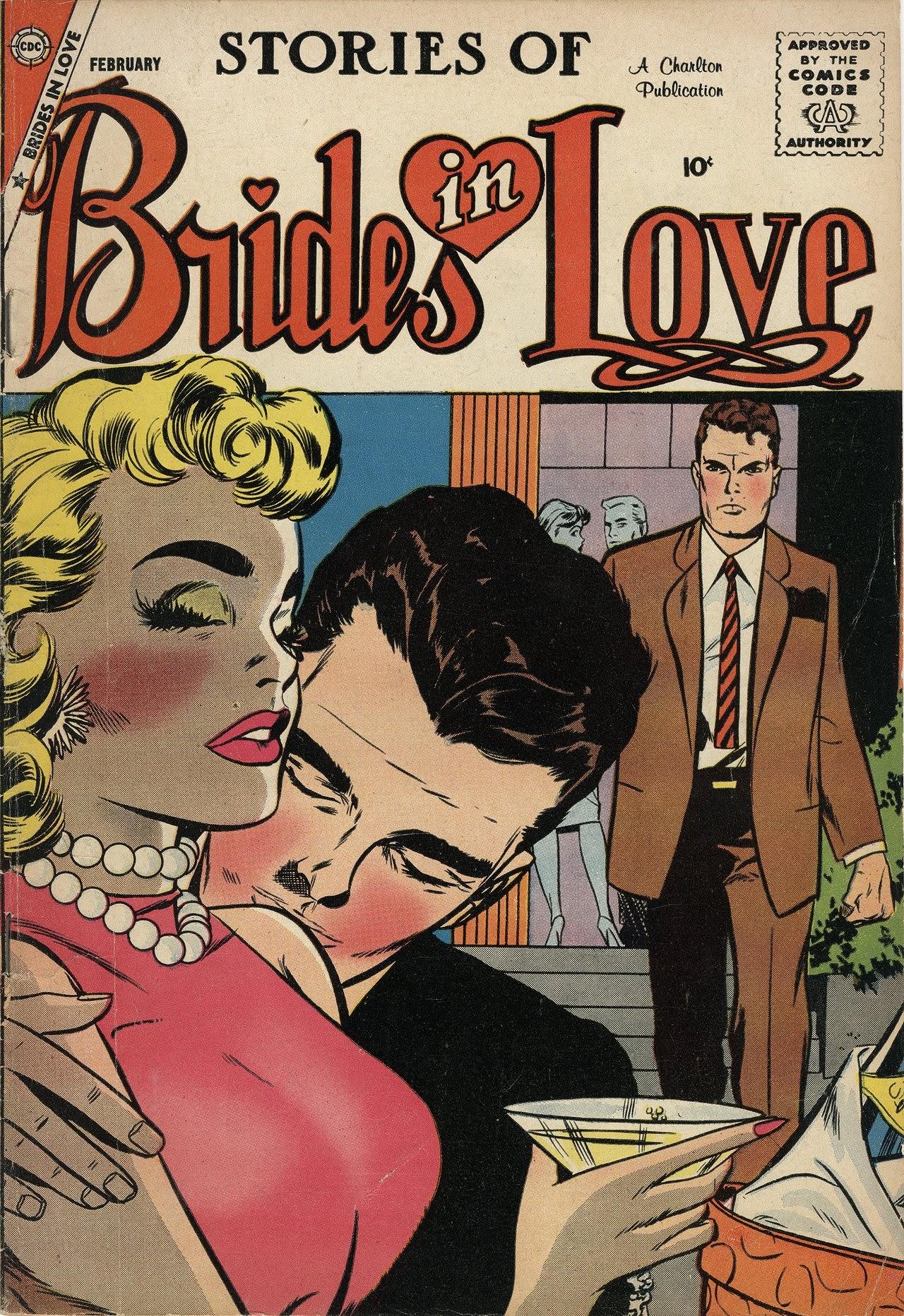 Brides in Love 11 Page 1