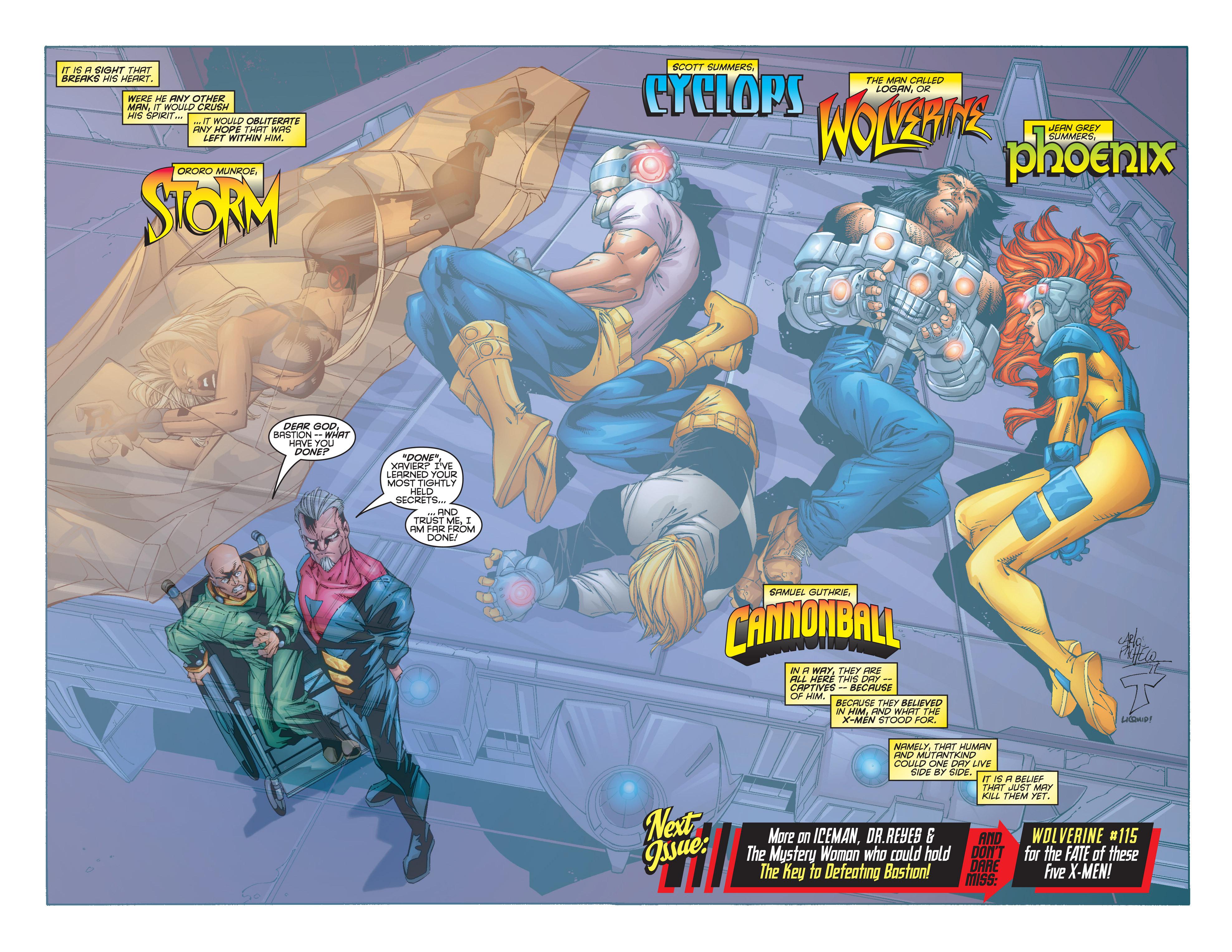 X-Men (1991) 66 Page 21